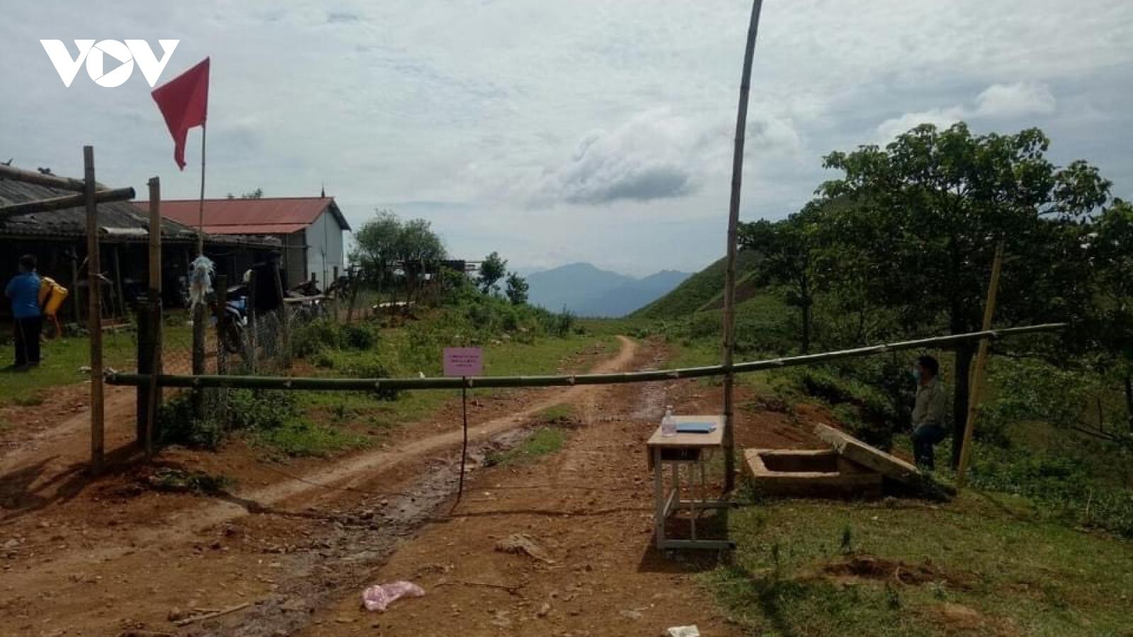 Sơn La thực hiện giãn cách xã hội tại huyện Thuận Châu và thiết lập 3 vùng cách ly y tế