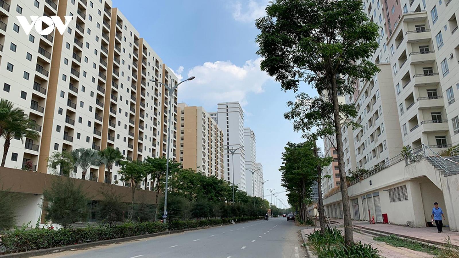 """Đấu giá 3.790 căn hộ tái định cư Thủ Thiêm: Cần mức giá phù hợp để """"thoát ế"""""""