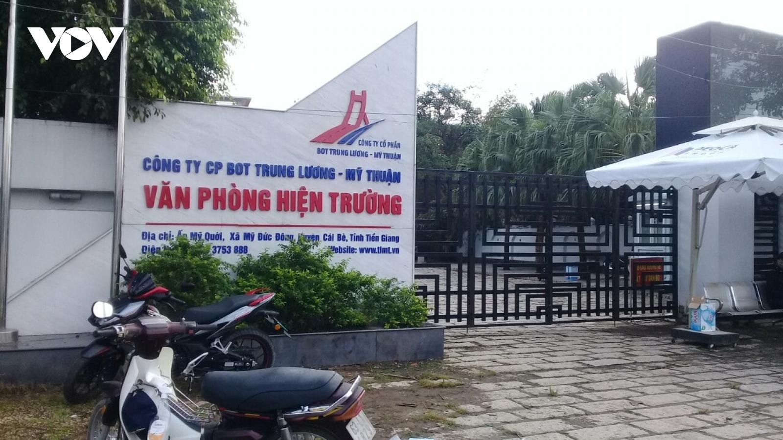 Hai ca nghi ngờ tại huyện Cái Bè, Tiền Giang đã dương tính với SARS CoV-2