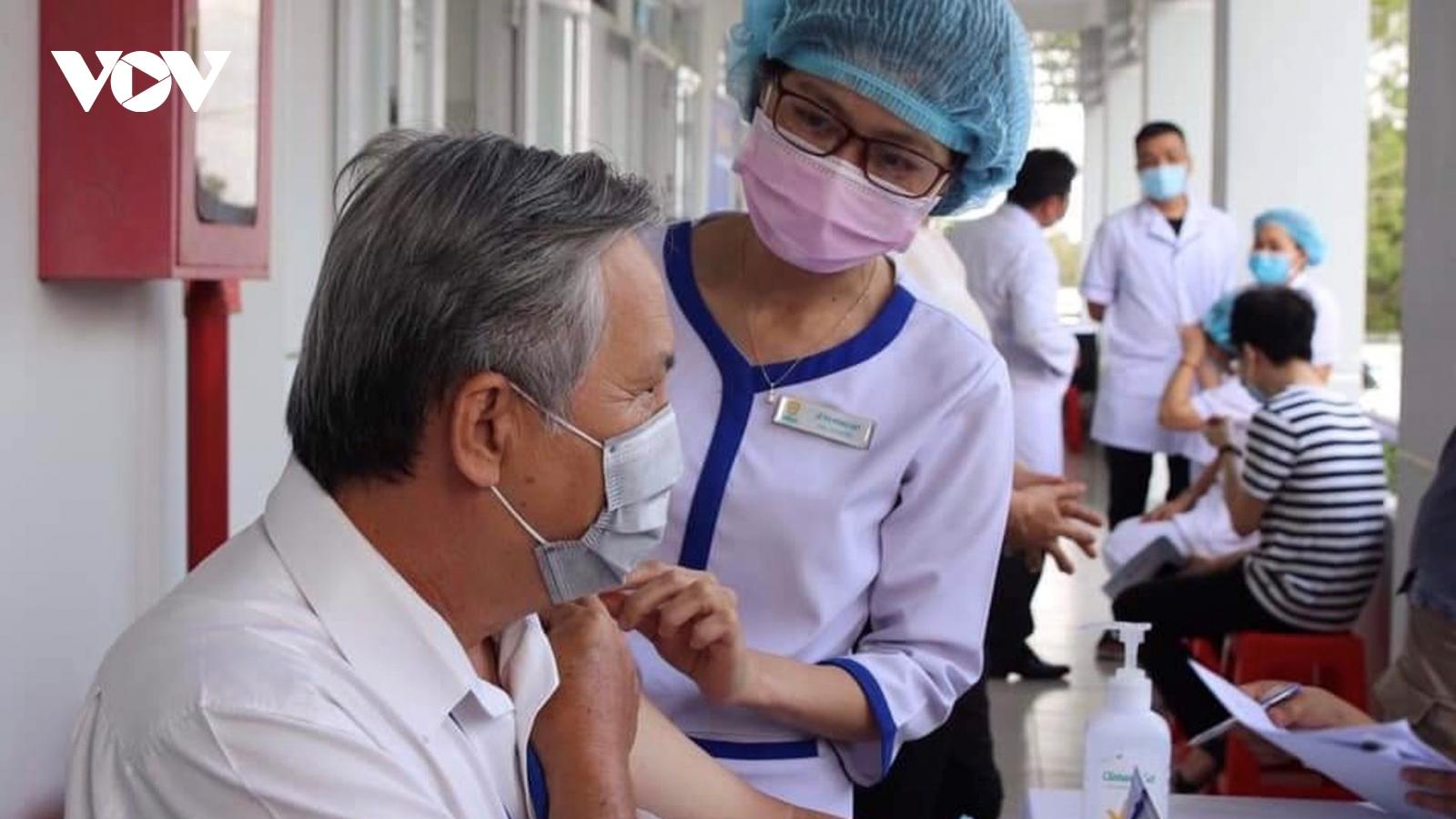 Bà Rịa-Vũng Tàu đề xuất Chính phủ được chủ động mua vaccine phòng Covid-19