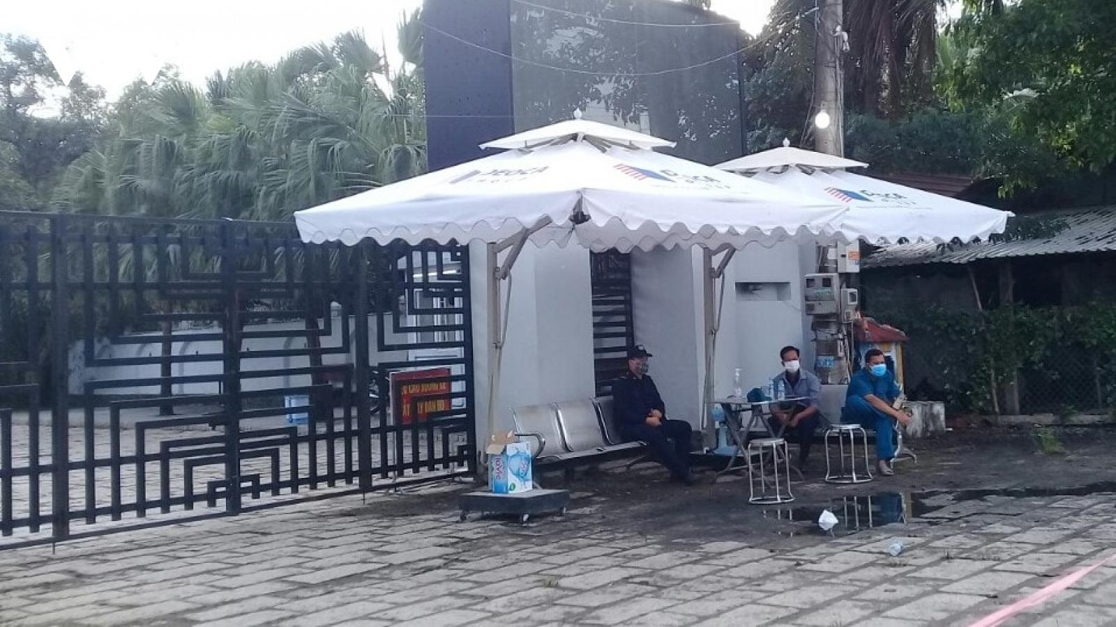 Truy vết, cách ly nhiều người tiếp xúc với 2 ca nghi mắc Covid-19 ở Tiền Giang