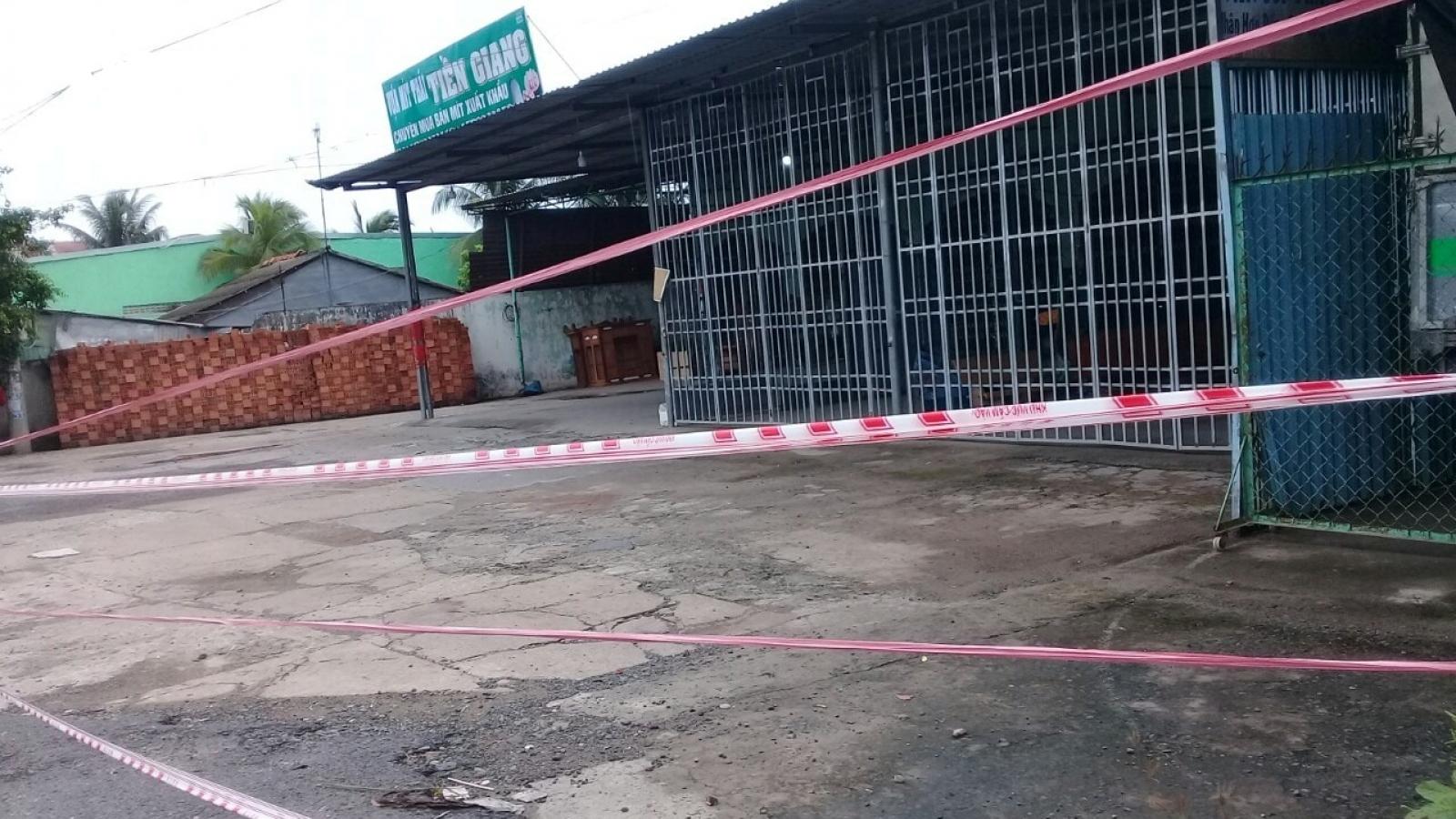 Thêm 12 ca nghi mắc Covid-19, Tiền Giang thành lập thêm bệnh viện dã chiến