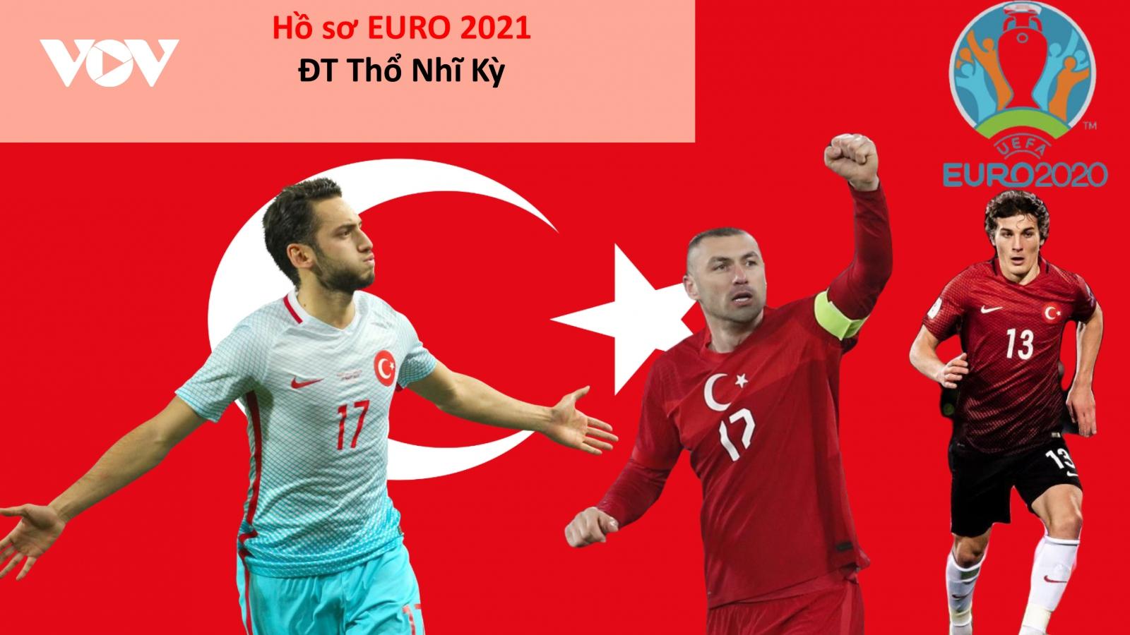 Hồ sơ các ĐT dự EURO 2021: Đội tuyển Thổ Nhĩ Kỳ