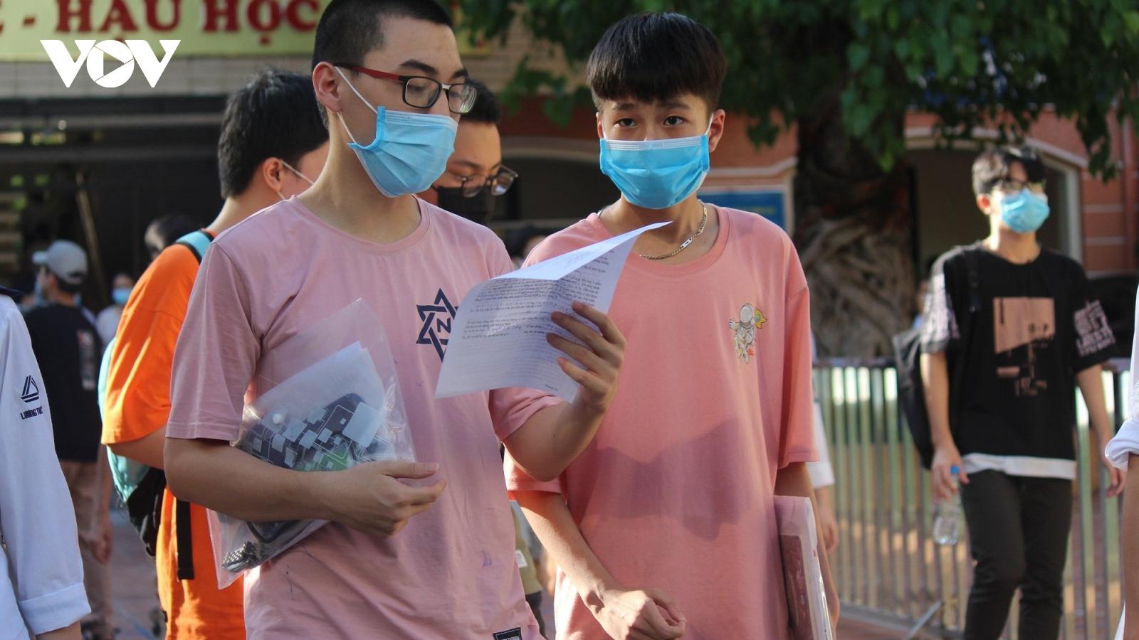 Chi tiết phương án thi tốt nghiệp THPT, tuyển sinh lớp 10 tại tâm dịch Bắc Ninh