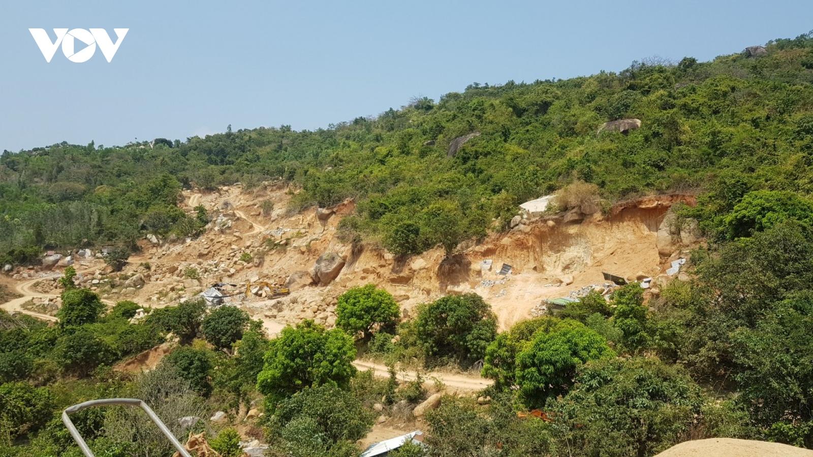 Thiếu vật liệu Dự án cao tốc Bắc Nam đoạn qua tỉnh Khánh Hòa