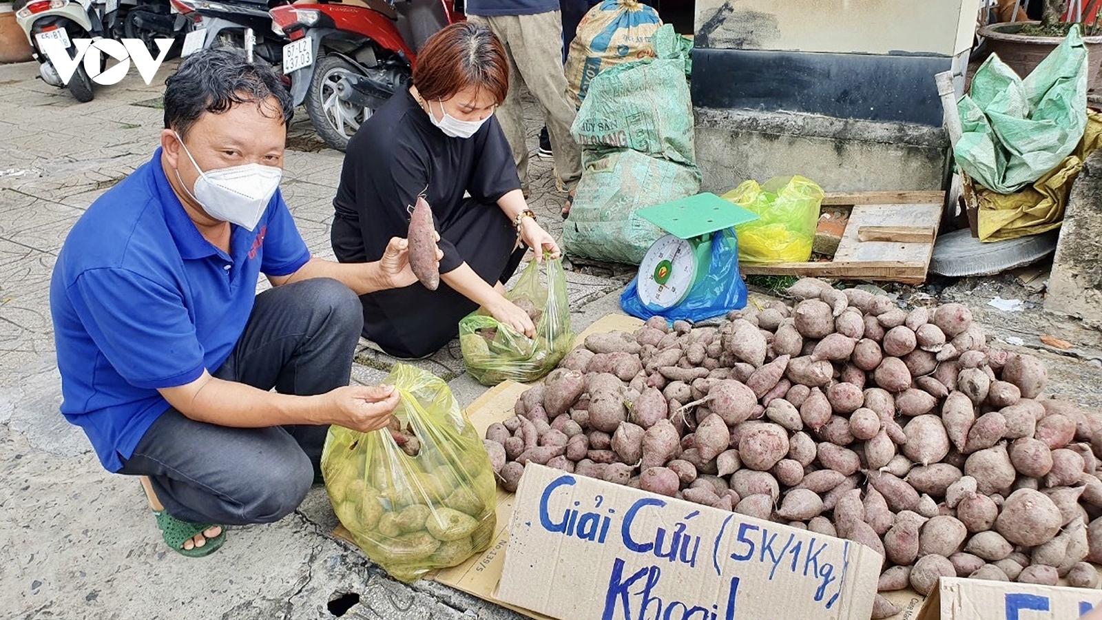 Cần Thơ chung tay tiêu thụ nông sản, giúp nông dân ĐBSCL