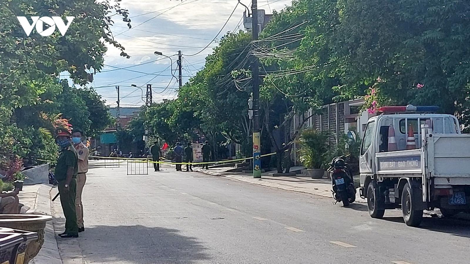 Bắn chết 1 người đàn ông trong đêm, nghi phạm ra đầu thú
