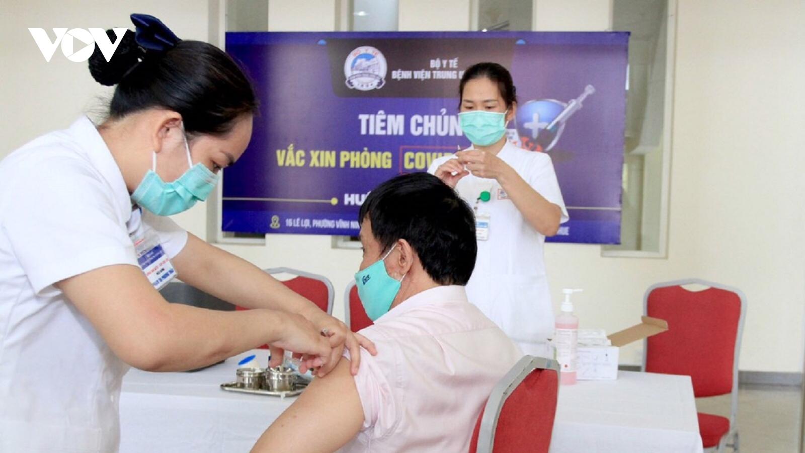 10 điều cần nhớ khi tiêm chủng vaccine COVID-19