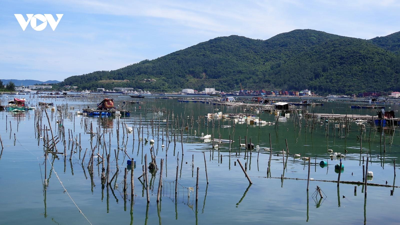Đà Nẵng kiên quyết xử lý nuôi trồng thủy sản trái phép trên sông, vịnh