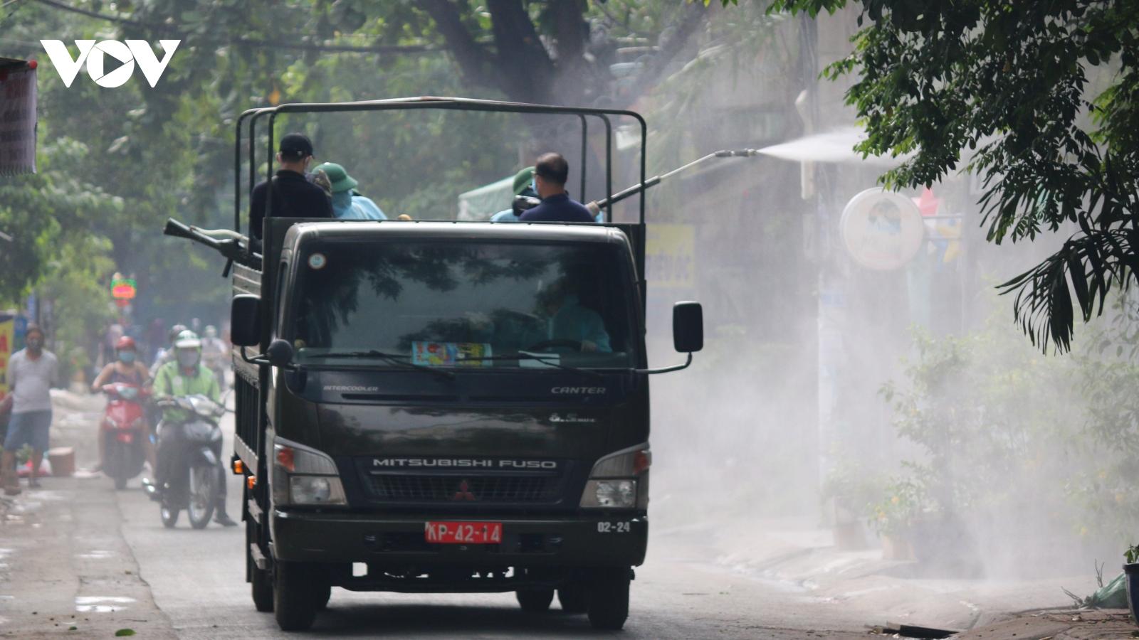 Ngày 16/6, Việt Nam có 414 ca mắc COVID-19 mới, TP.HCM vẫn là điểm nóng