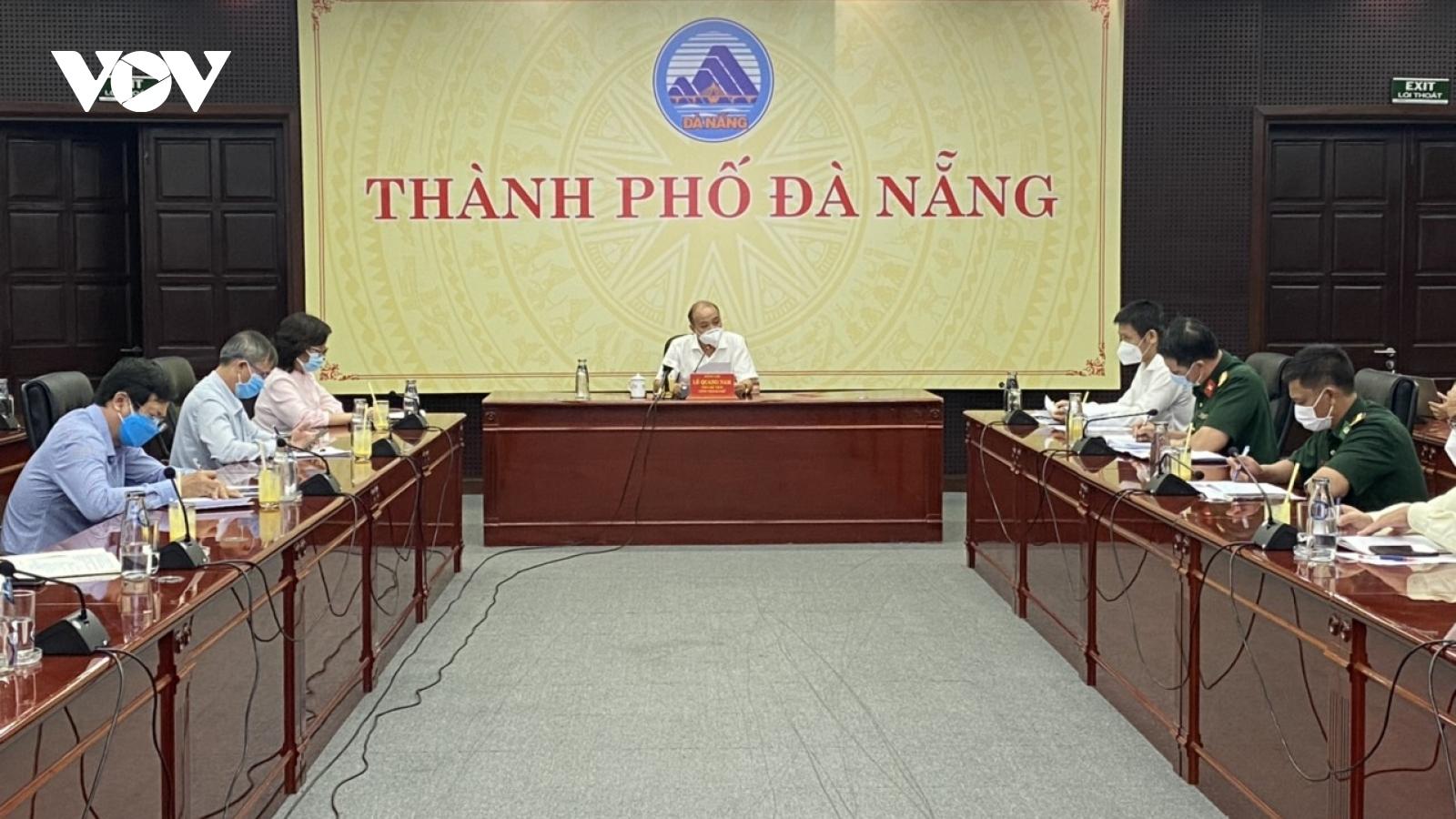 Nhiều nhà hàng ở Đà Nẵng vi phạm quy định phòng chống dịch khi mở cửa trở lại