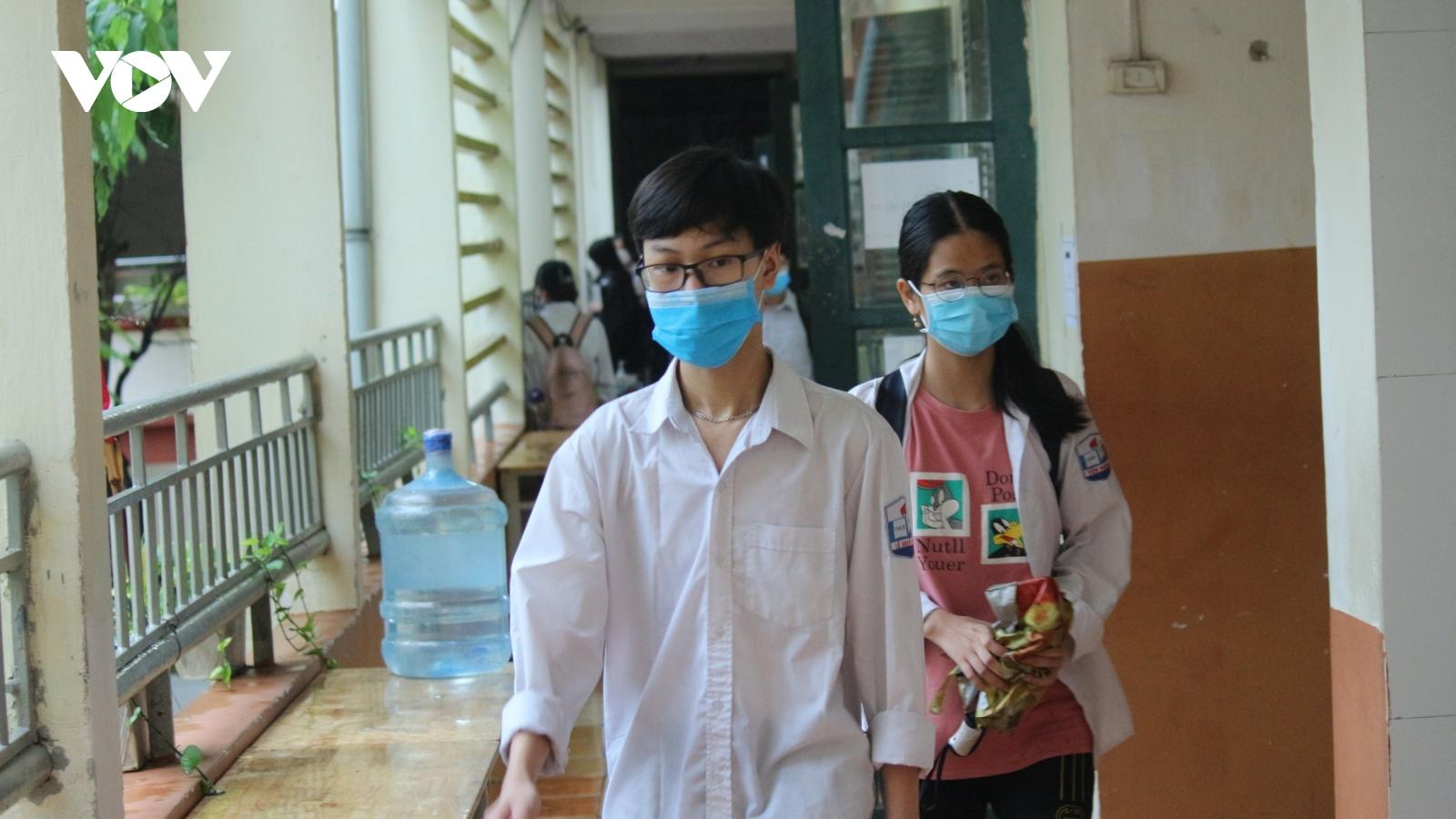 Đề thi môn Ngữ văn vào lớp 10 năm 2021 tại Hà Nội