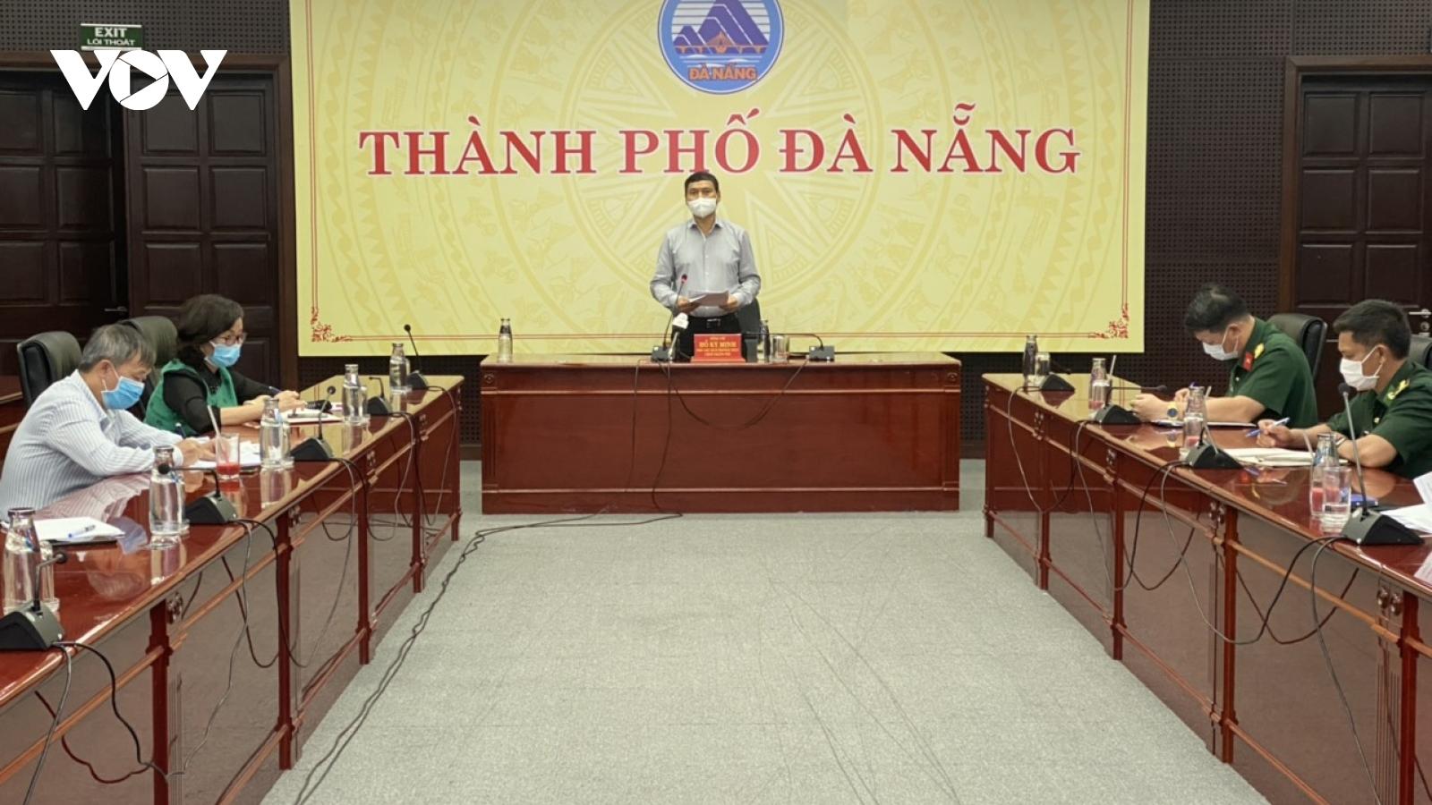 2 thanh niên từ vùng dịch đến Đà Nẵng trốn xét nghiệm vì sợ cách ly