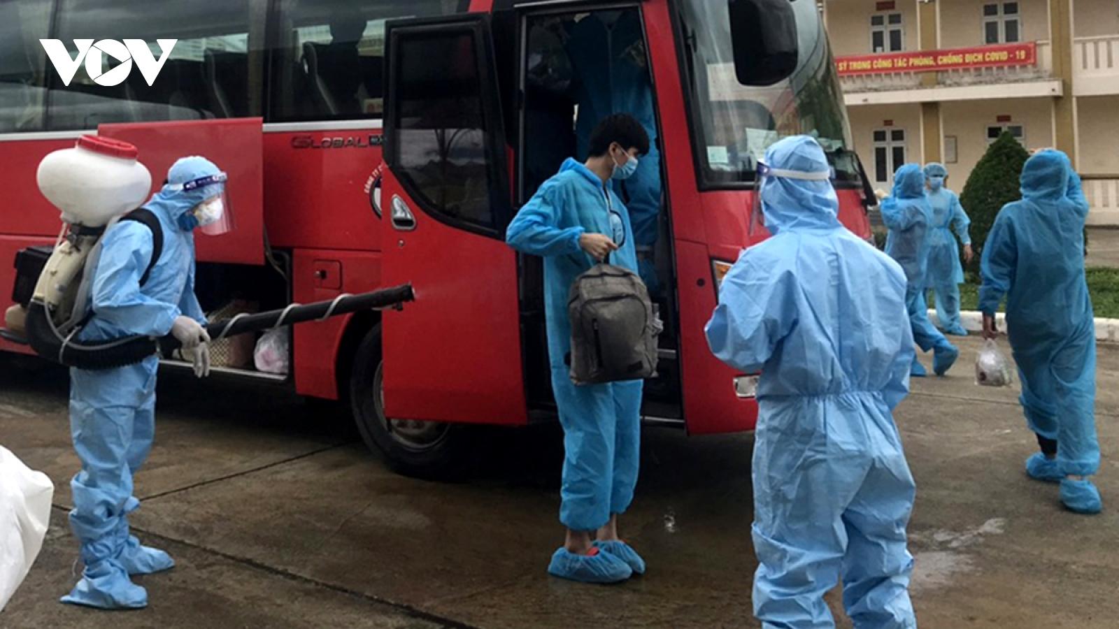 Lai Châu tiếp tục dừng một số hoạt động kinh doanh để phòng chống dịch