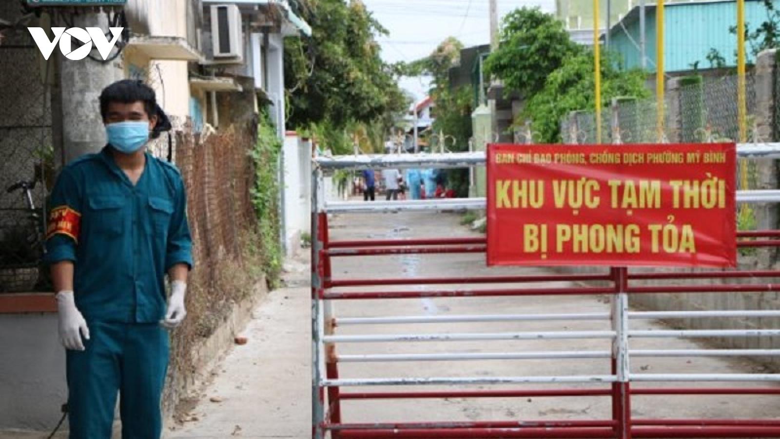 Ninh Thuận ghi nhận thêm 22 ca mắc COVID-19