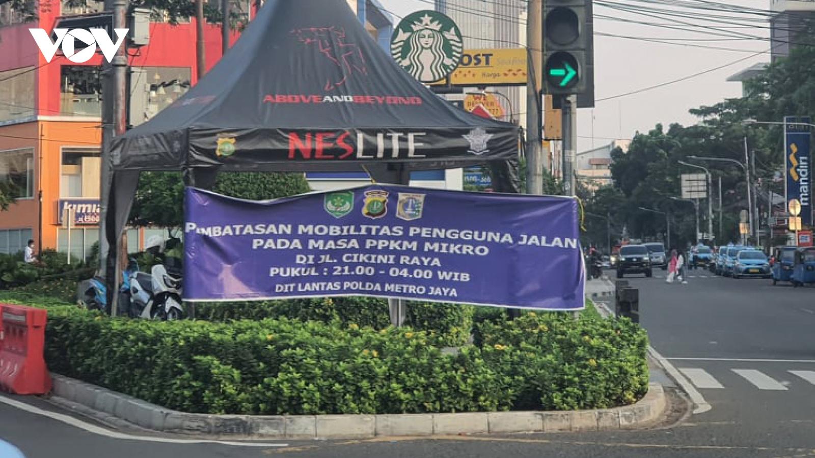Indonesia vượt mốc 3 triệu ca mắc Covid-19 với số ca tử vong tăng kỷ lục