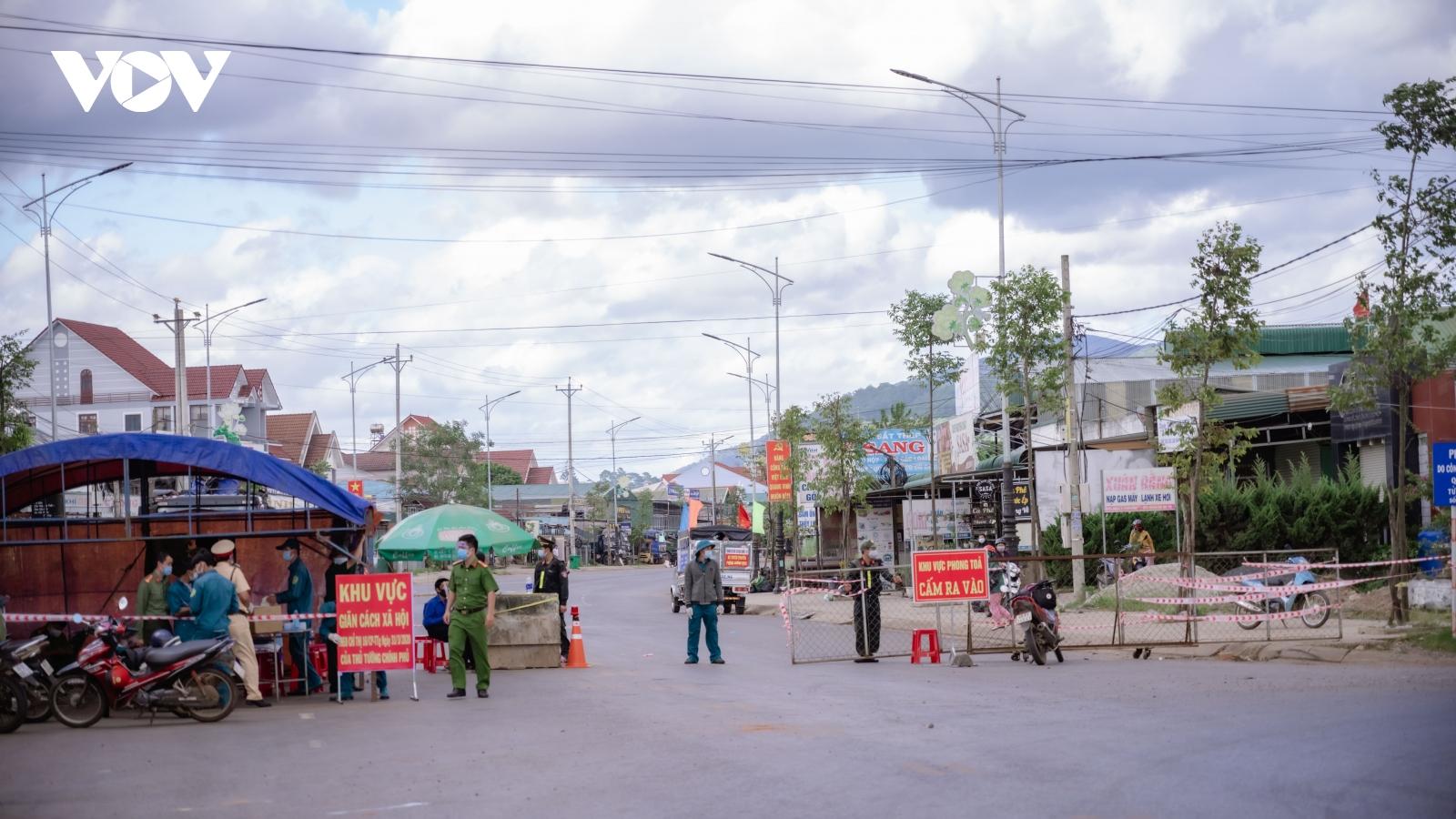 Lâm Đồng không tiếp nhận người từ vùng dịch về nếu không đăng ký trước