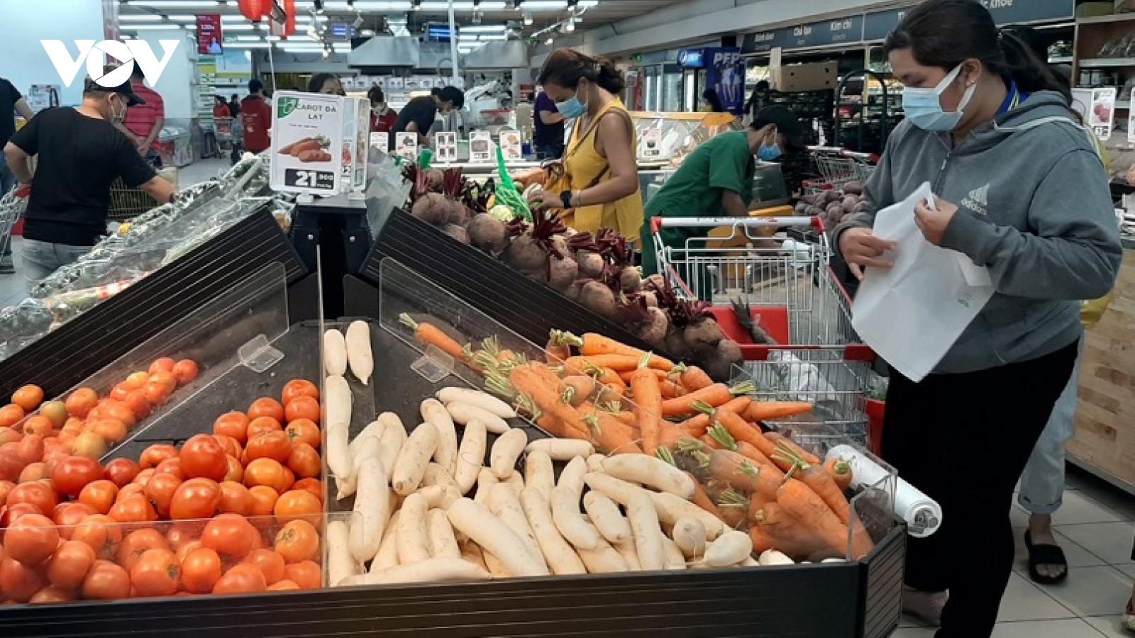 Doanh nghiệp và người dân chung tay tăng nguồn cung thực phẩm cho TP.HCM