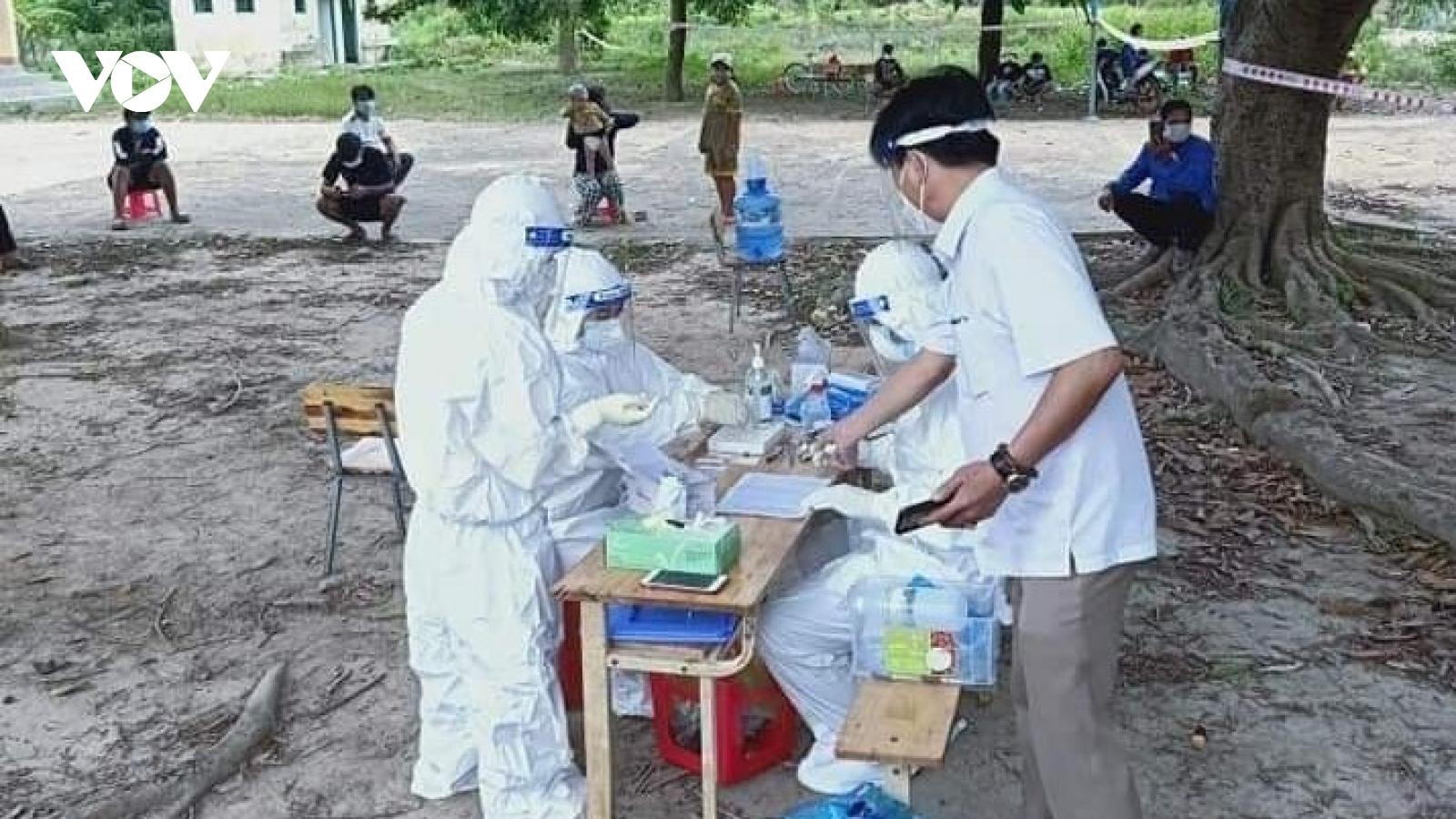 Khởi tố thêm vụ án làm lây lan dịch COVID-19 ở Đắk Lắk