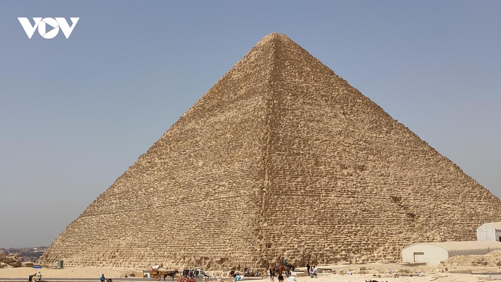 Ai Cập kỳ vọng ngành du lịch phục hồi nhanh trong năm 2021