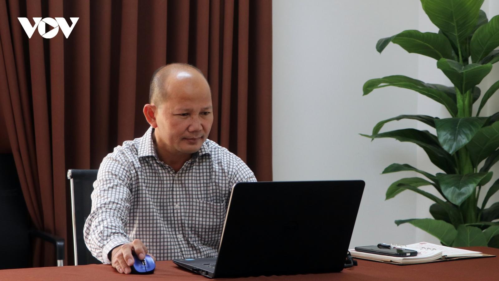 Chuyên gia Campuchia đánh giá cao bài viết của Tổng Bí thư Nguyễn Phú Trọng