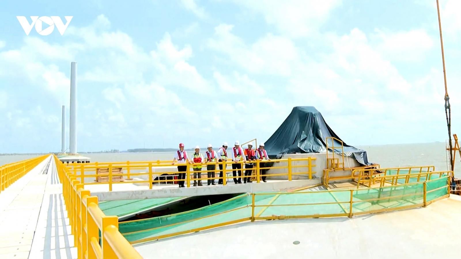 5 dự án điện gió của Trà Vinh sắp hòa lưới điện Quốc gia