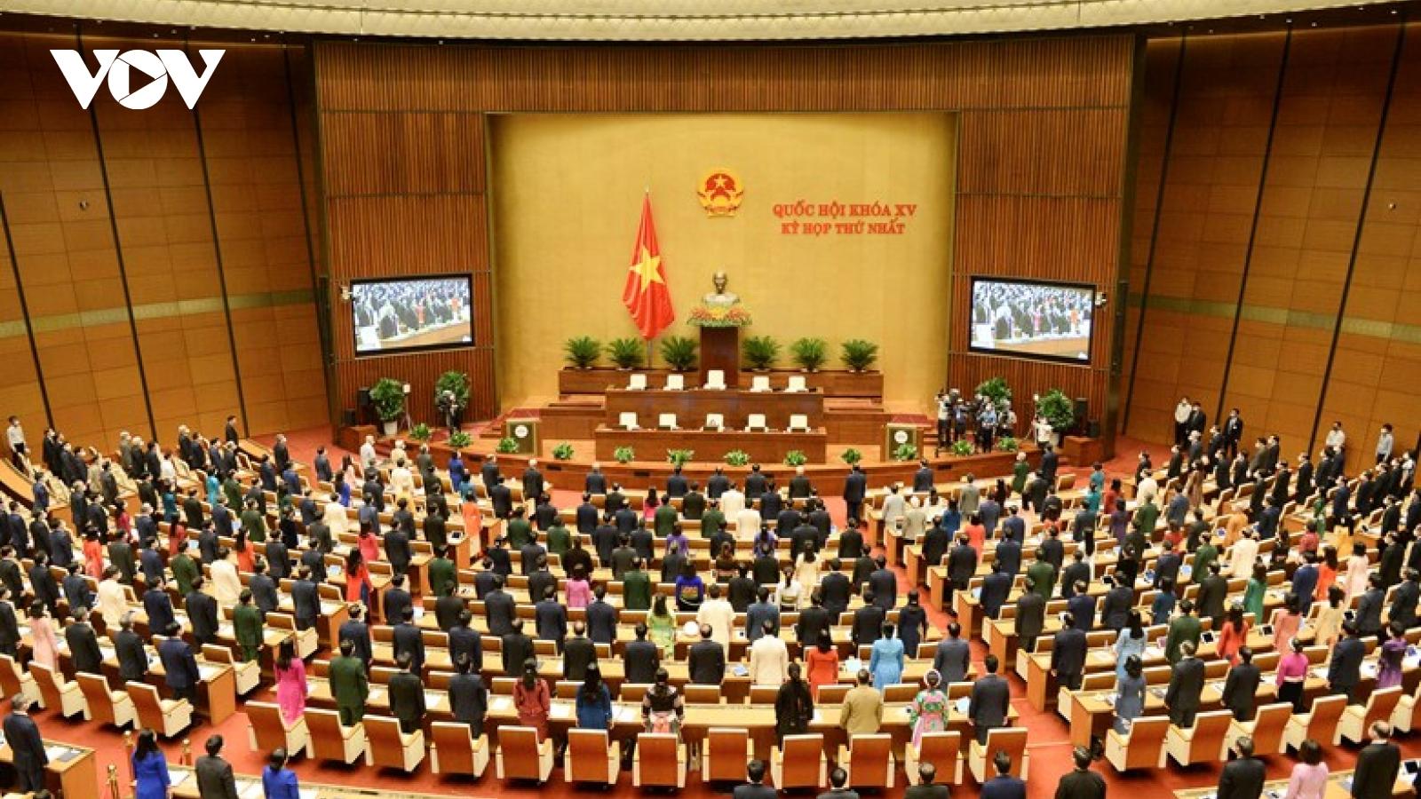 Bổ sung nội dung phòng, chống covid-19 vàoKỳ họp thứ nhất, Quốc hội khóa XV