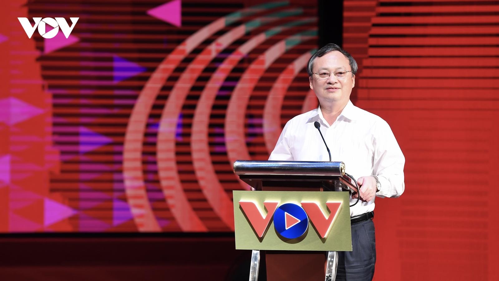 VOV sơ kết 6 tháng đầu năm 2021