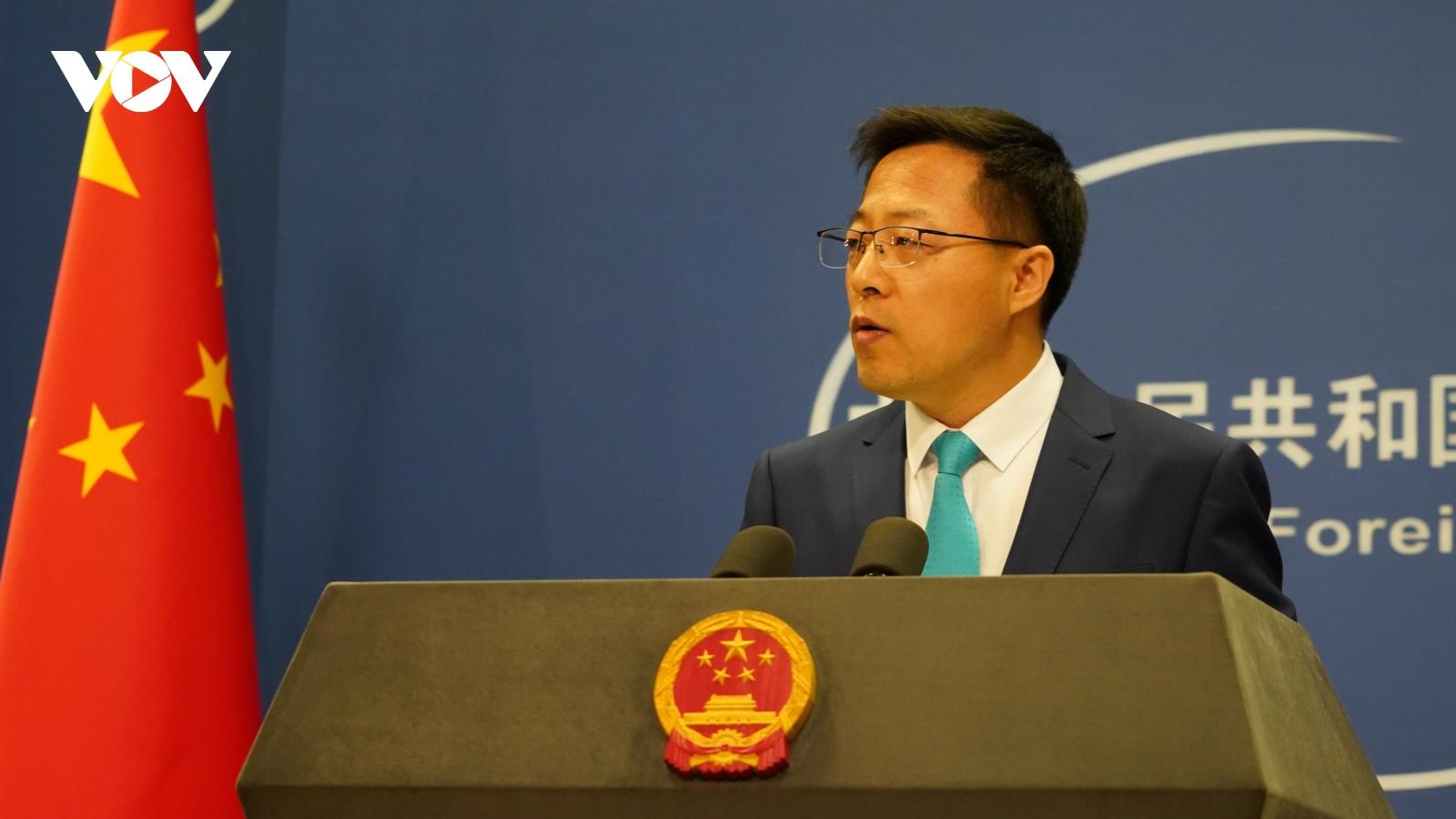 """Trung Quốc: Mỹ không có tư cách """"cửa trên"""" trong quan hệ hai bên"""