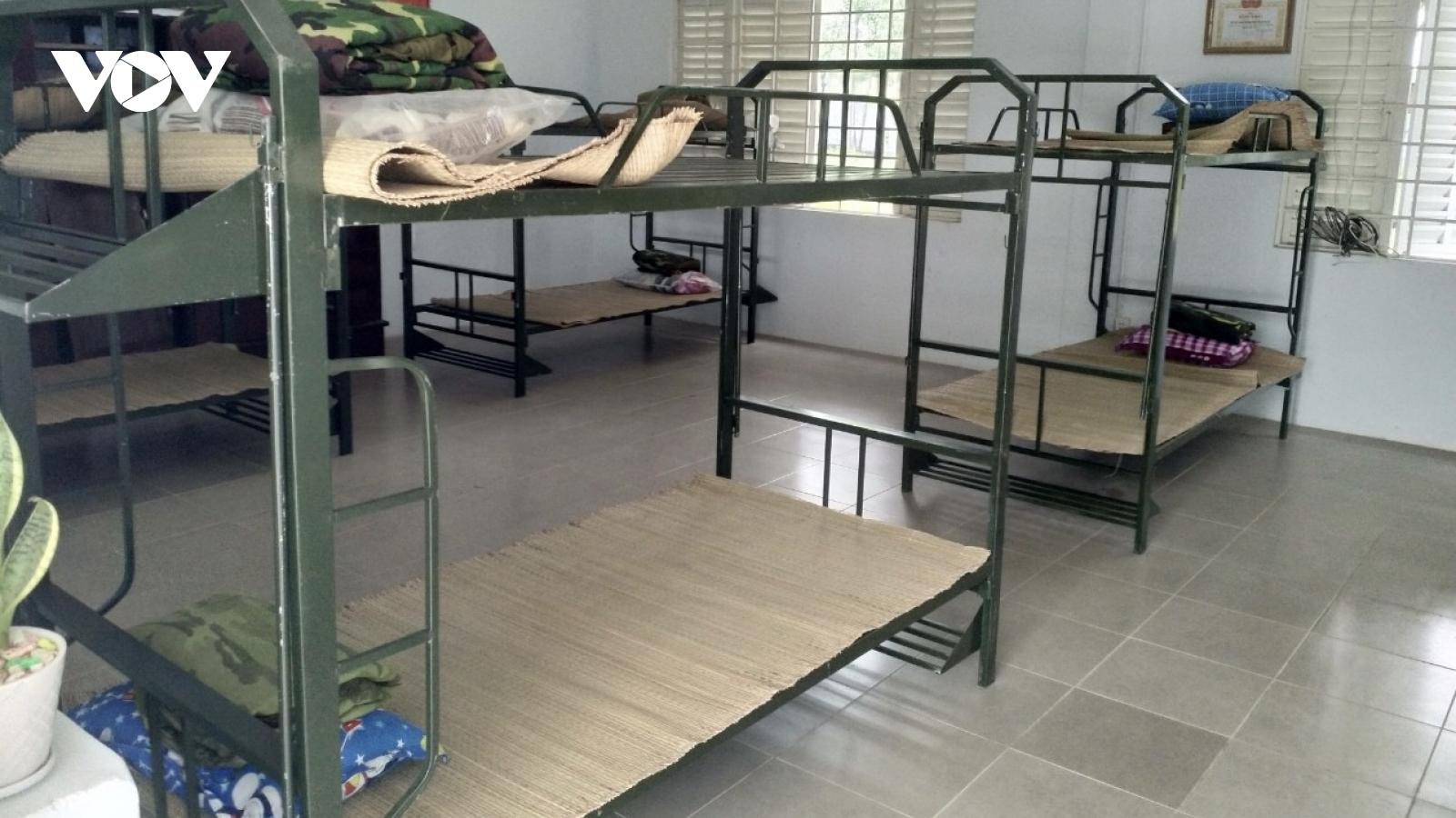 Bà Rịa - Vũng Tàu đưa vào hoạt động thêm 1 bệnh viện dã chiến 150 giường