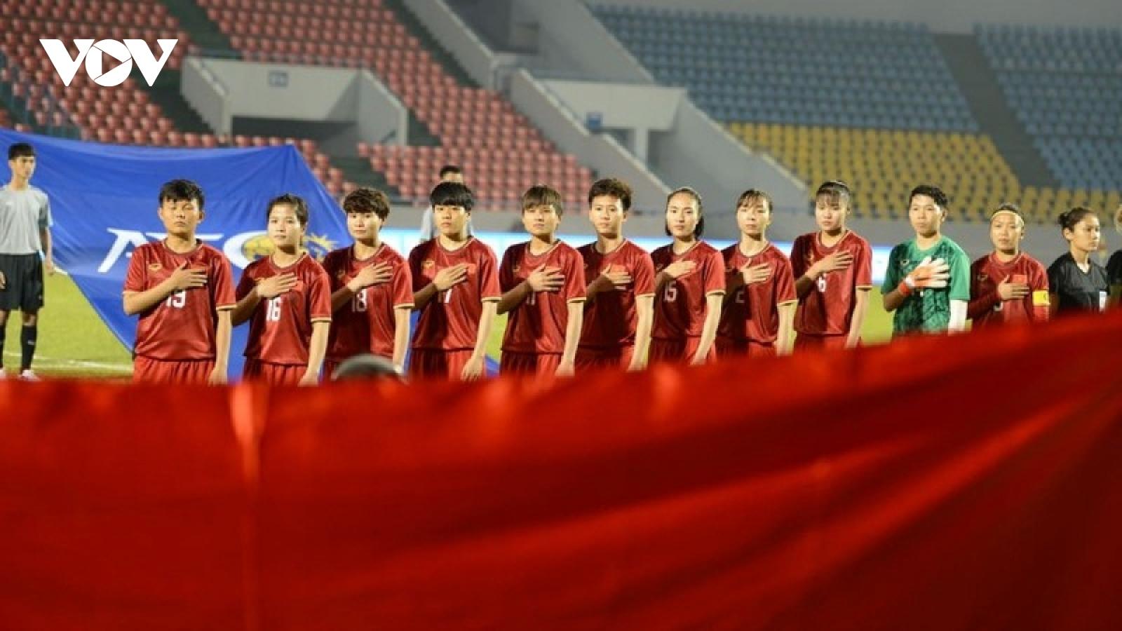 ĐT nữ Việt Nam triệu tập 34 cầu thủ, bắt đầu hành trình tìm vé dự World Cup nữ 2023