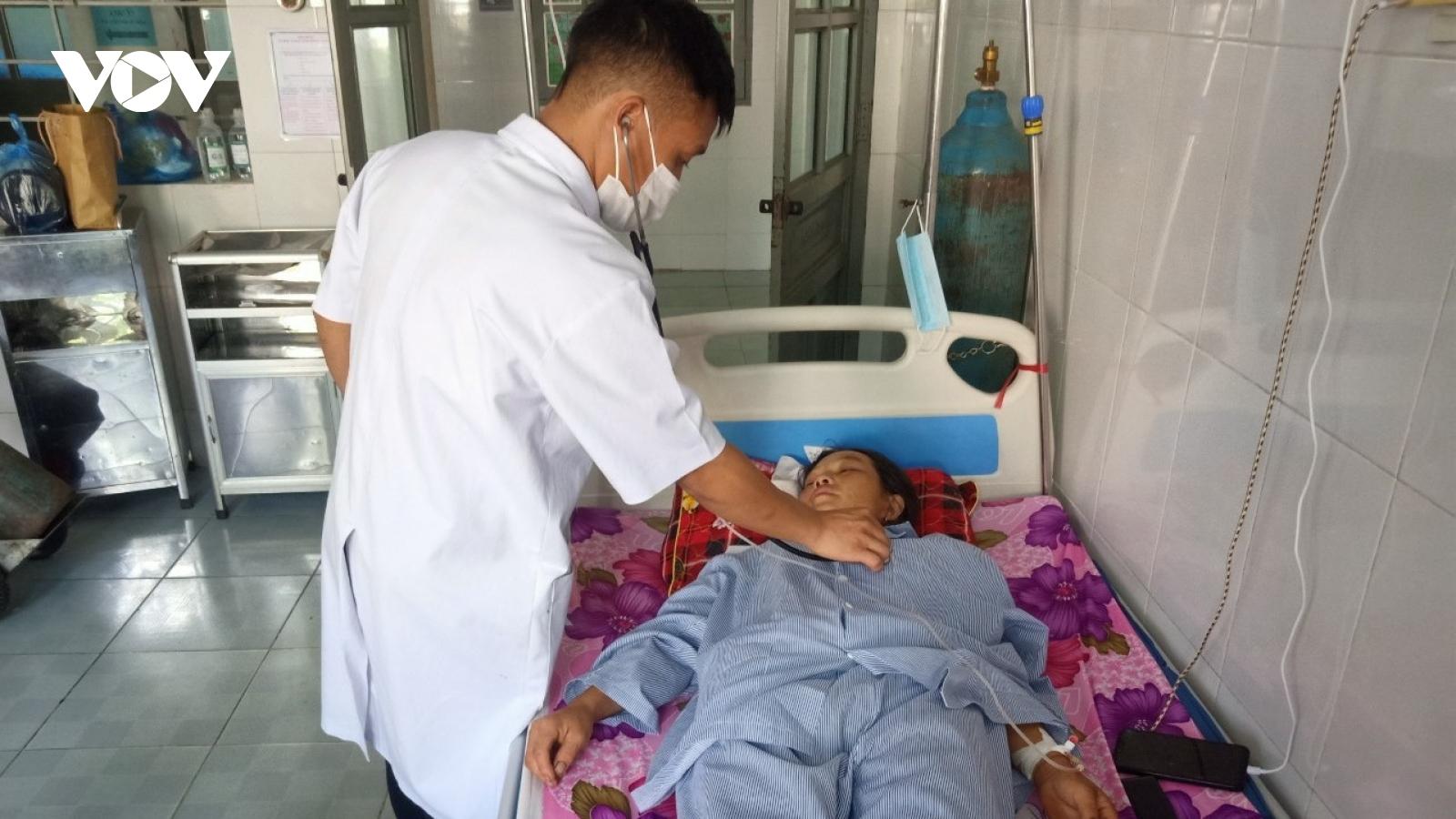 Cấp cứu kịp thời một bệnh nhân sốc phản vệ sau uống kháng sinh