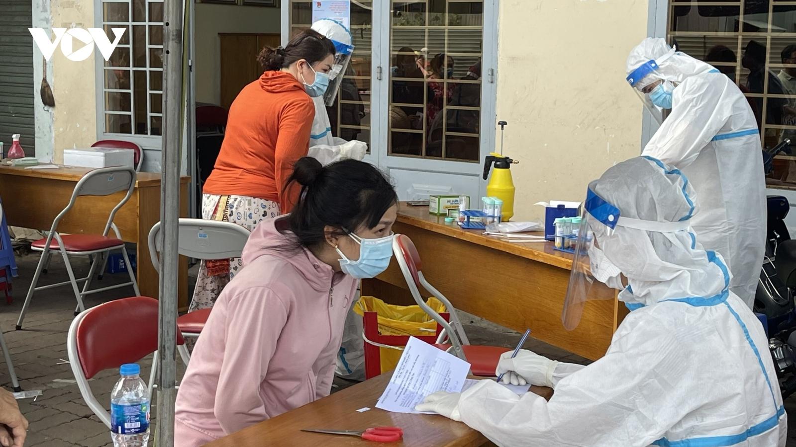 Bà Rịa -Vũng Tàu thành lập 9 bệnh viện điều trị COVID-19