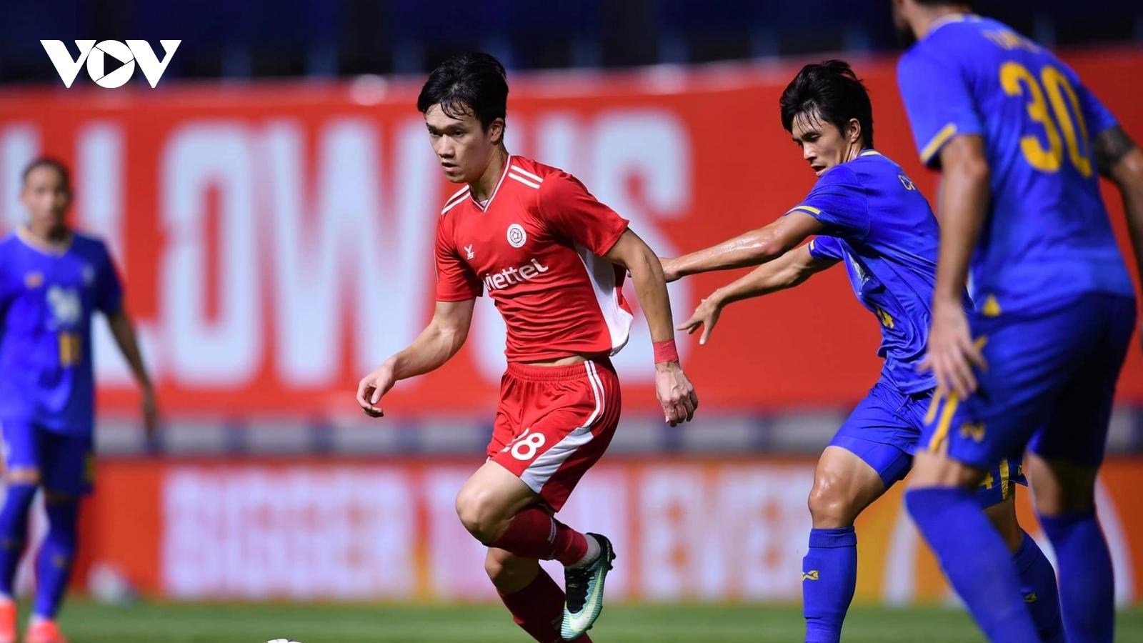 Bảng xếp hạng AFC Champions League: Viettel FC sớm dừng bước