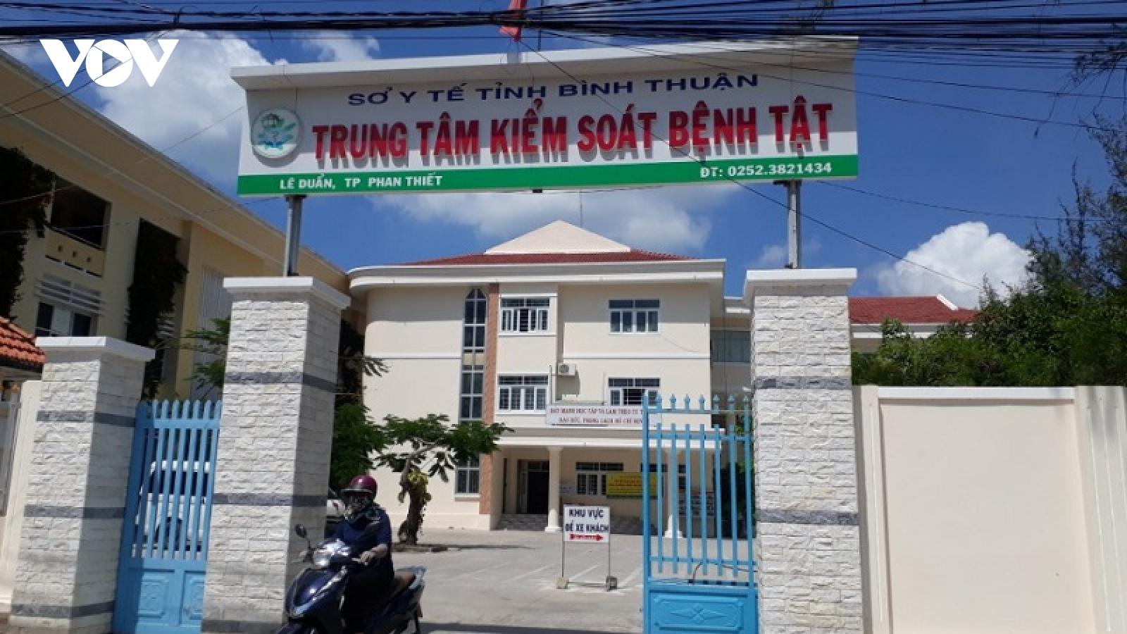 Bình Thuận: Hai cha con mắc Covid-19, người cha di chuyển nhiều nơi