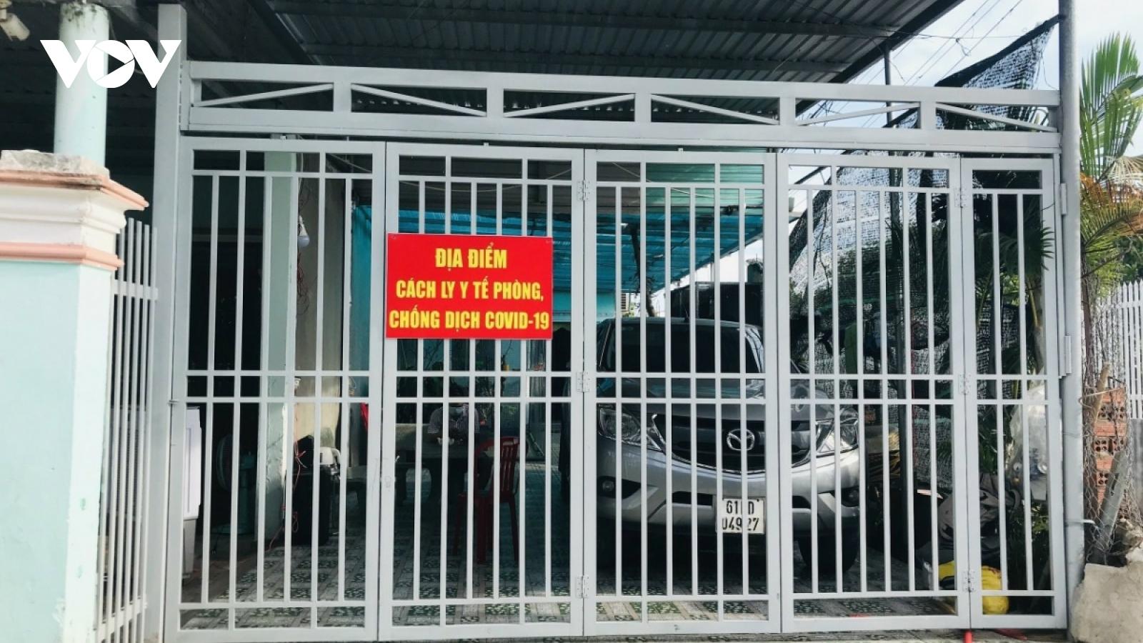 Bình Thuận chưa thực hiện cách ly y tế tại nhà với F1 và người về từ TP.HCM