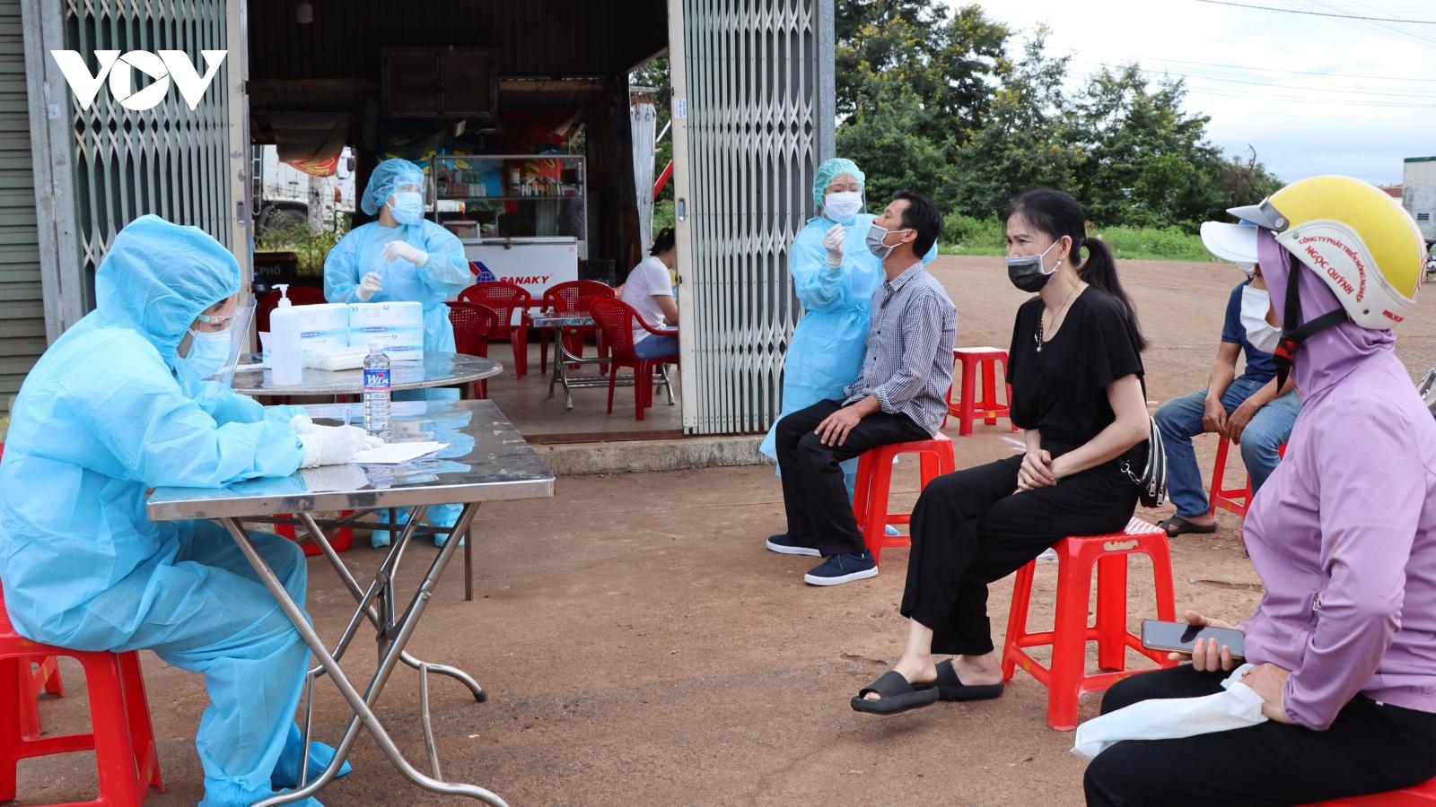 Đắk Lắk ghi nhận thêm 21 trường hợp nghi nhiễm SARS–CoV-2