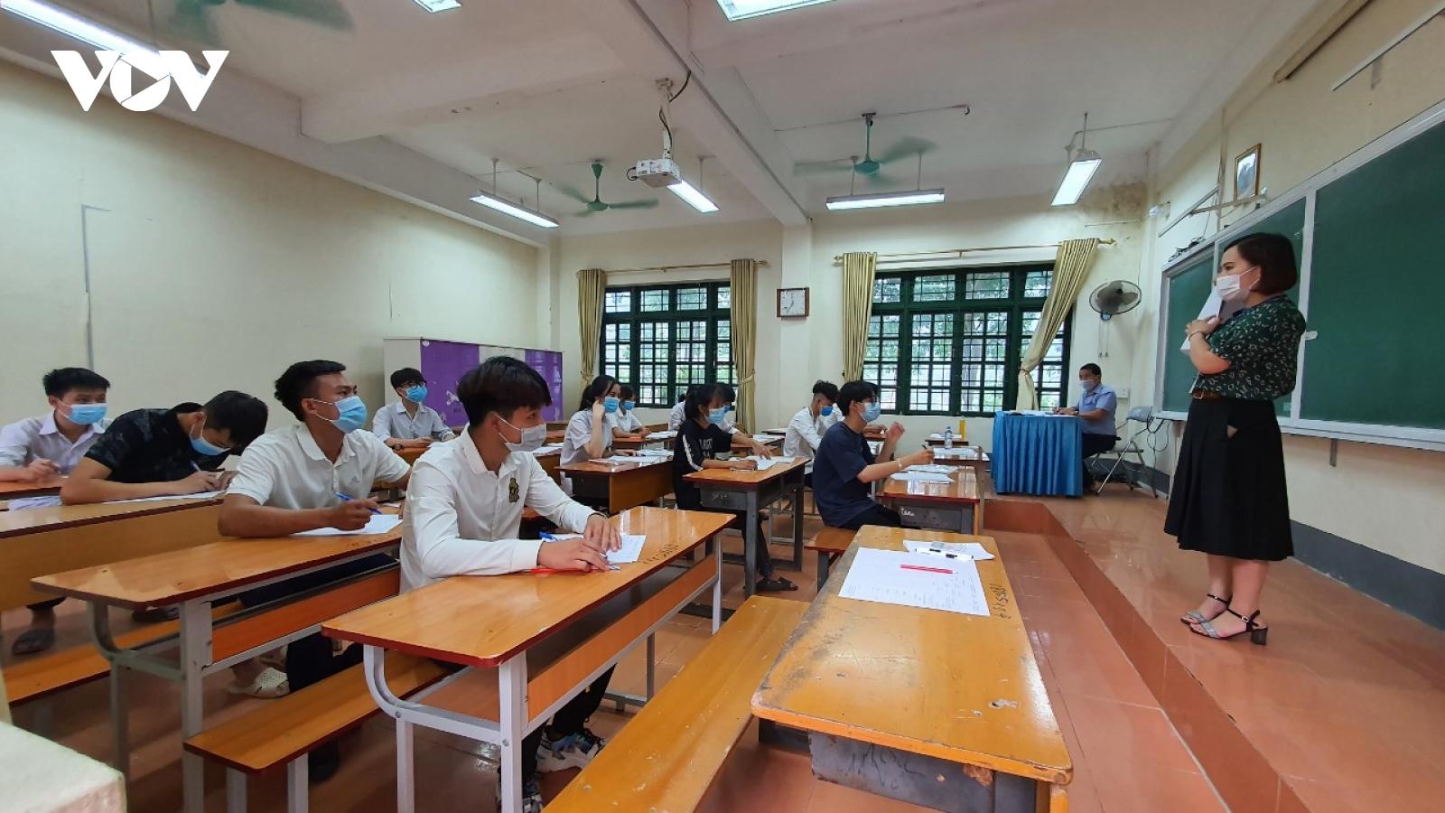 Hơn 580 thí sinh đạt điểm 10 môn Sinh trong đợt 1 thi tốt nghiệp THPT 2021