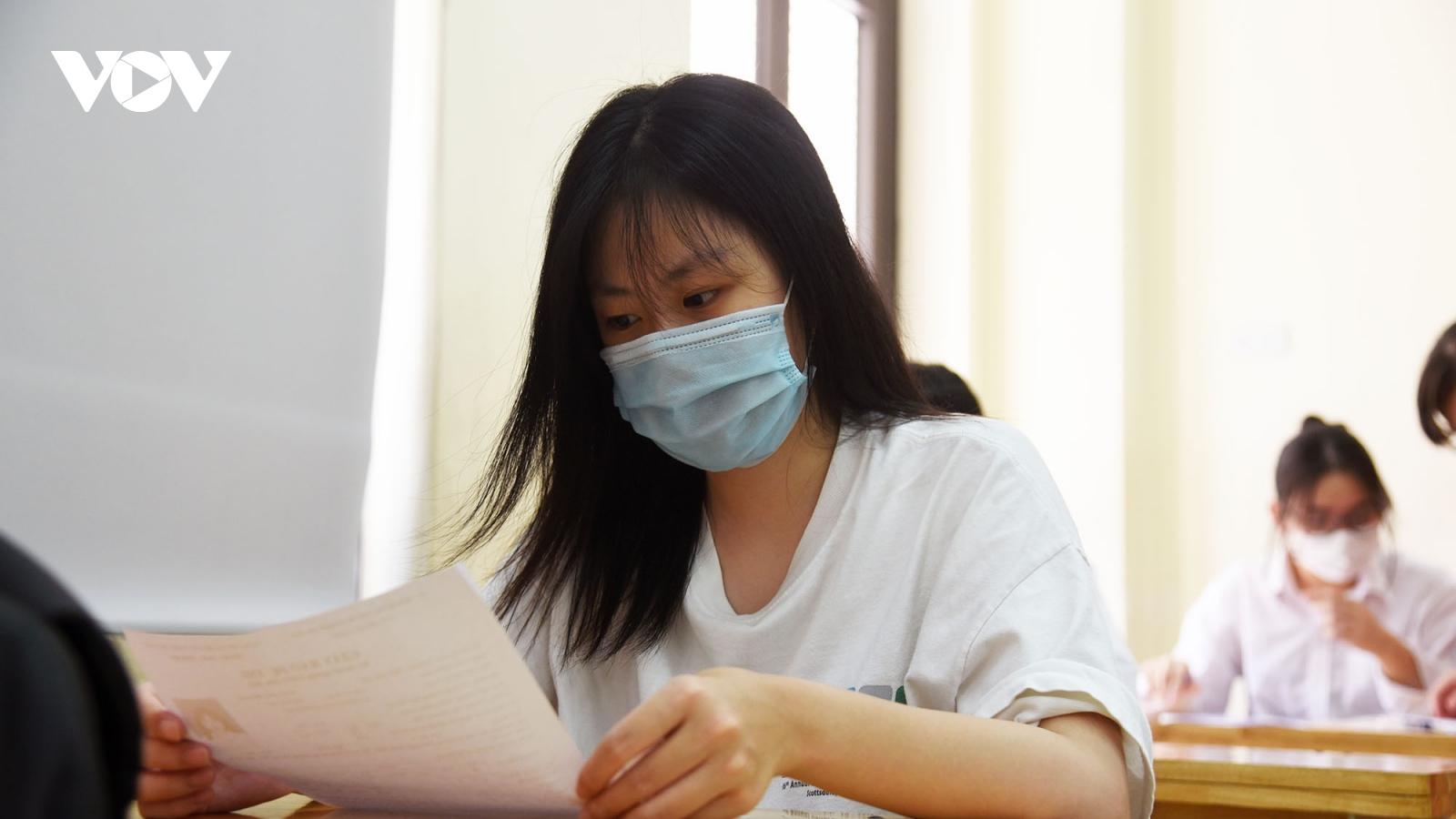 Bộ GDĐT yêu cầu các ĐH Quốc gia tạo điều kiện cho thí sinh thi đánh giá năng lực