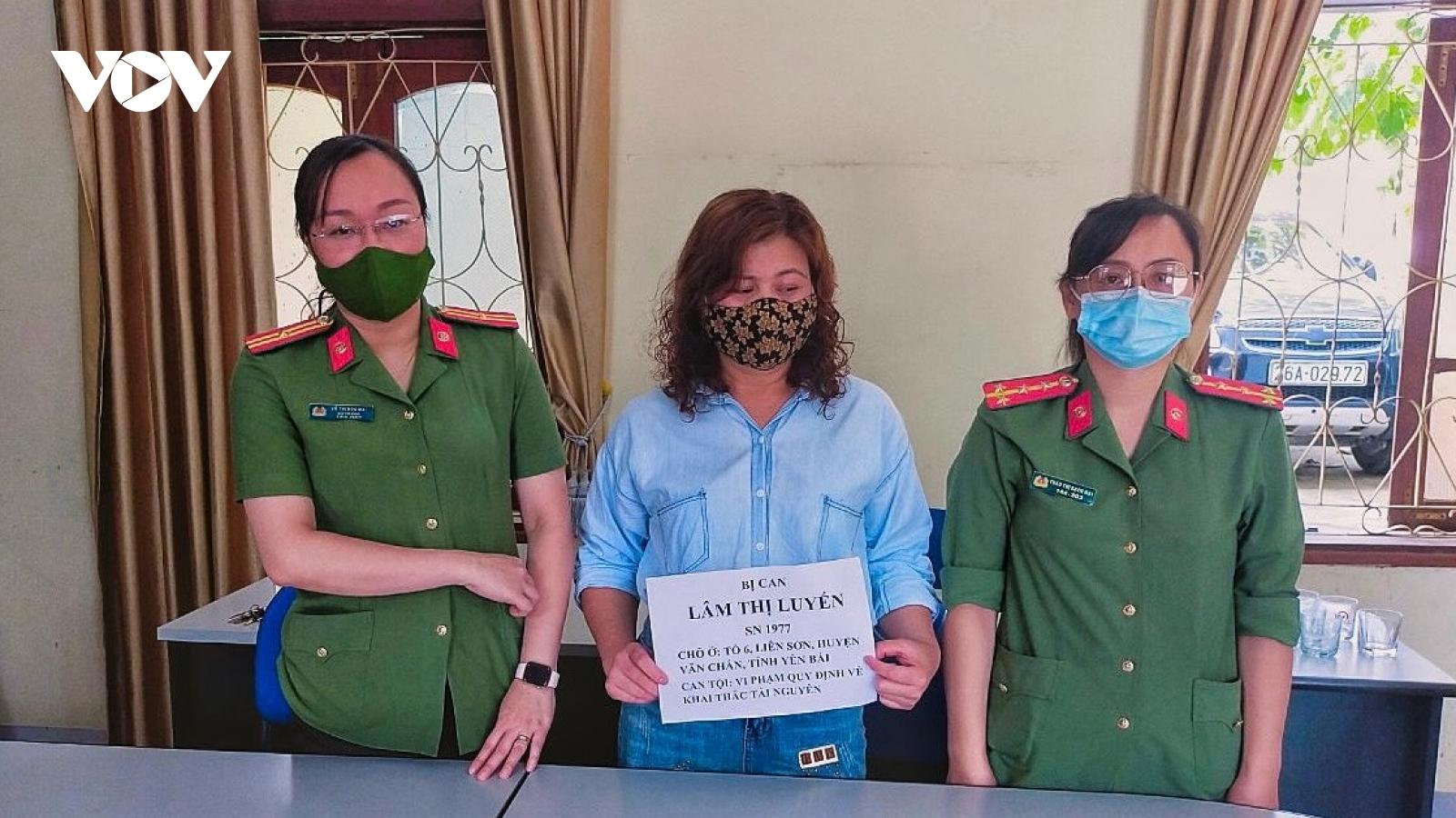 Công an Sơn La khởi tố, bắt tạm giam đối tượng khai thác than trái phép