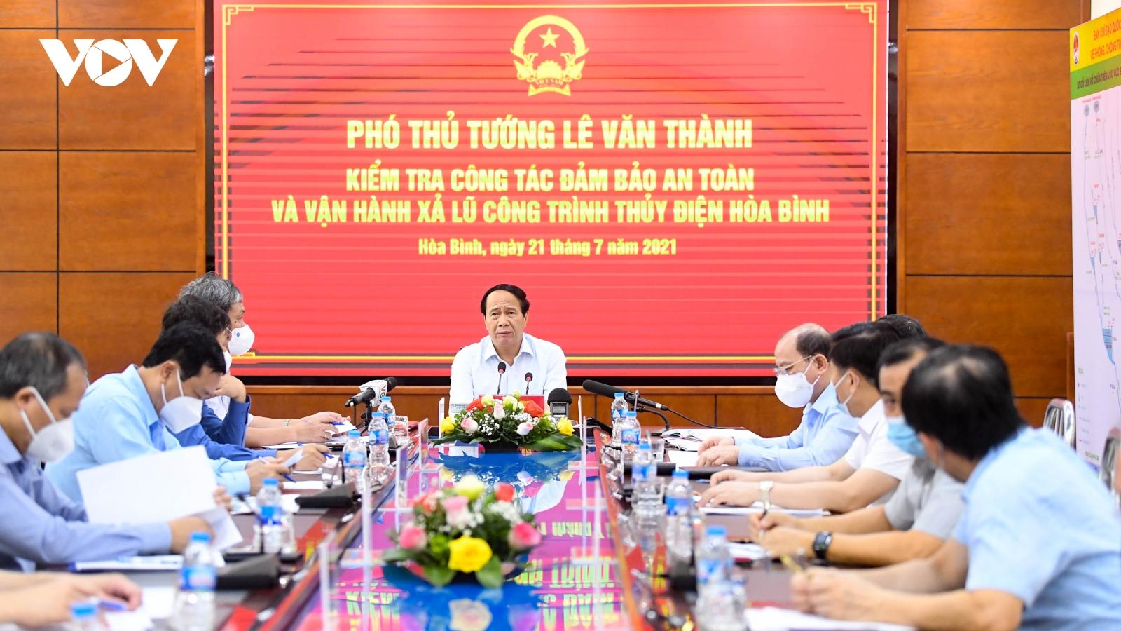 """Phó Thủ tướng Lê Văn Thành: """"EVN đôi khi phải hy sinh lợi ích vì việc chung"""""""