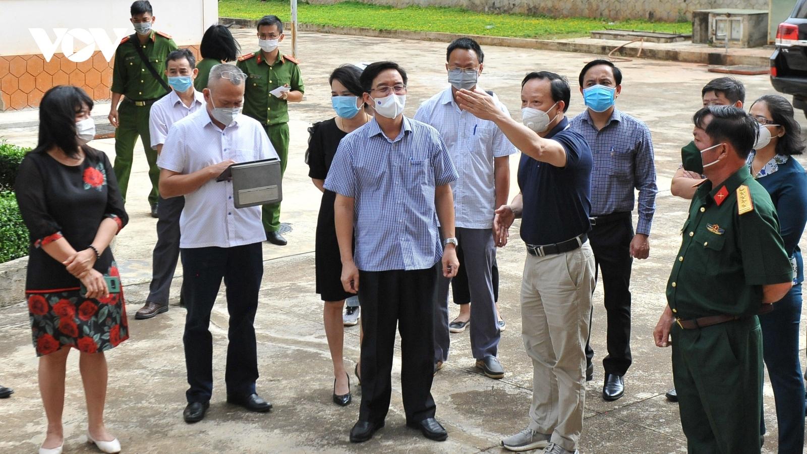 Đắk Lắk sẵn sàng kích hoạt Bệnh viện dã chiến số 1
