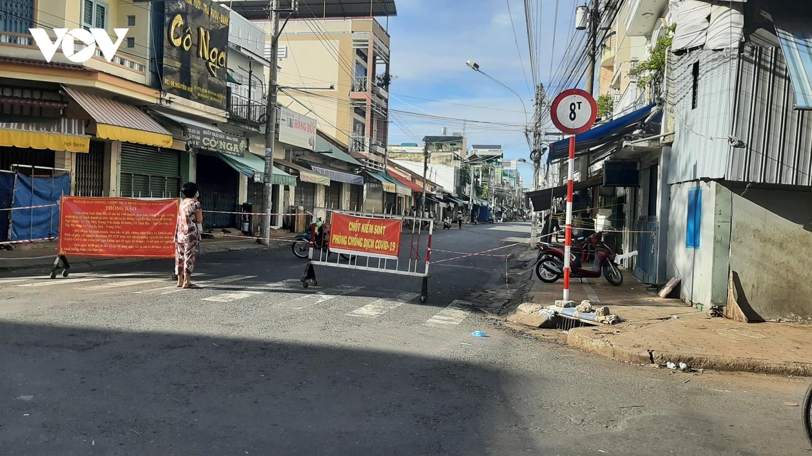 Số ca mắc Covid-19 tại Tiền Giang tăng nhanh, thêm 1 ca tử vong