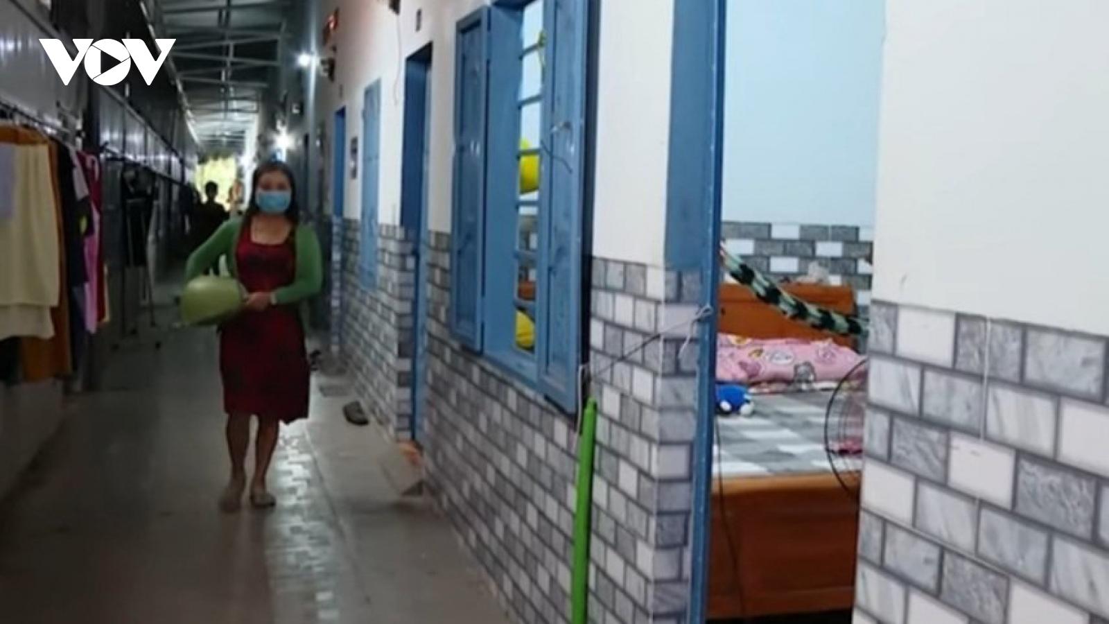 Bà Rịa – Vũng Tàu kêu gọi chủ nhà trọ miễn, giảm tiền thuê cho lao động mất việc