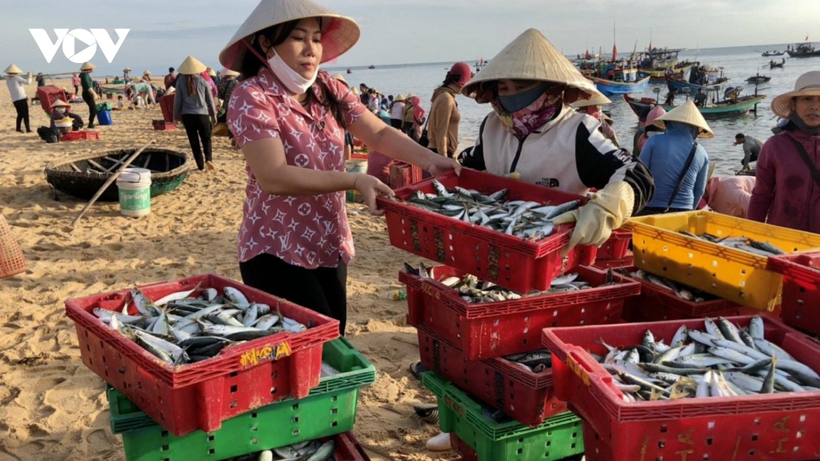 Góp cá gửi người dân vùng dịch ở thành phố Hồ Chí Minh