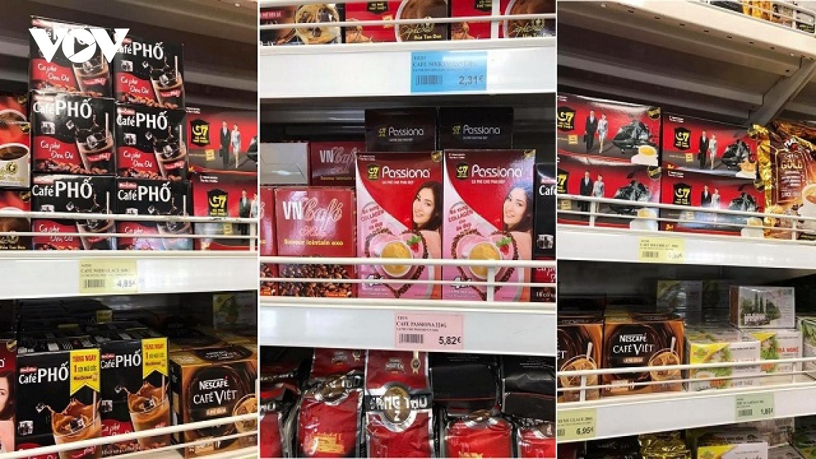 Nông sản Việt có lợi thế cạnh tranh tại thị trường Anh