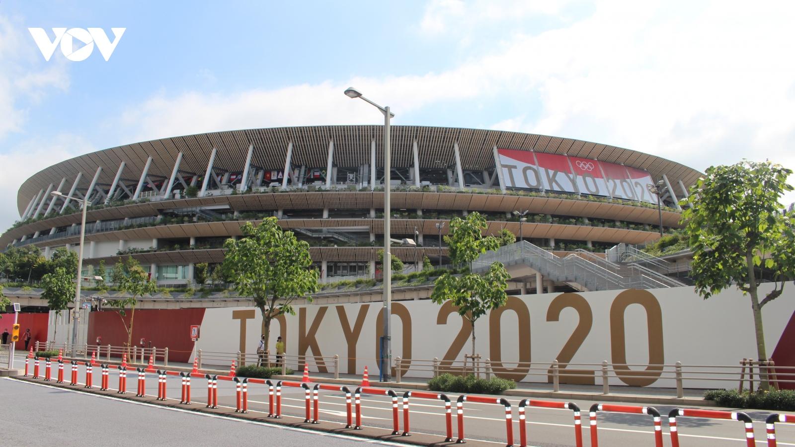 Trưởng BTC không loại trừ khả năng Olympic Tokyo 2020 sẽ bị hủy vào phút chót