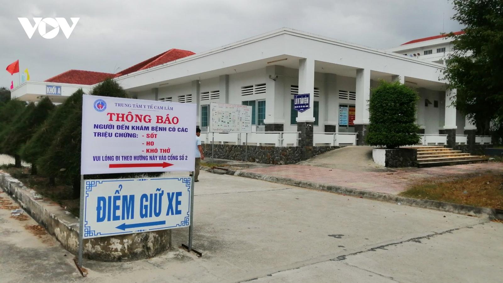 Số ca dương tính SARS-CoV-2 tăng cao, Khánh Hòa lập bệnh viện dã chiến