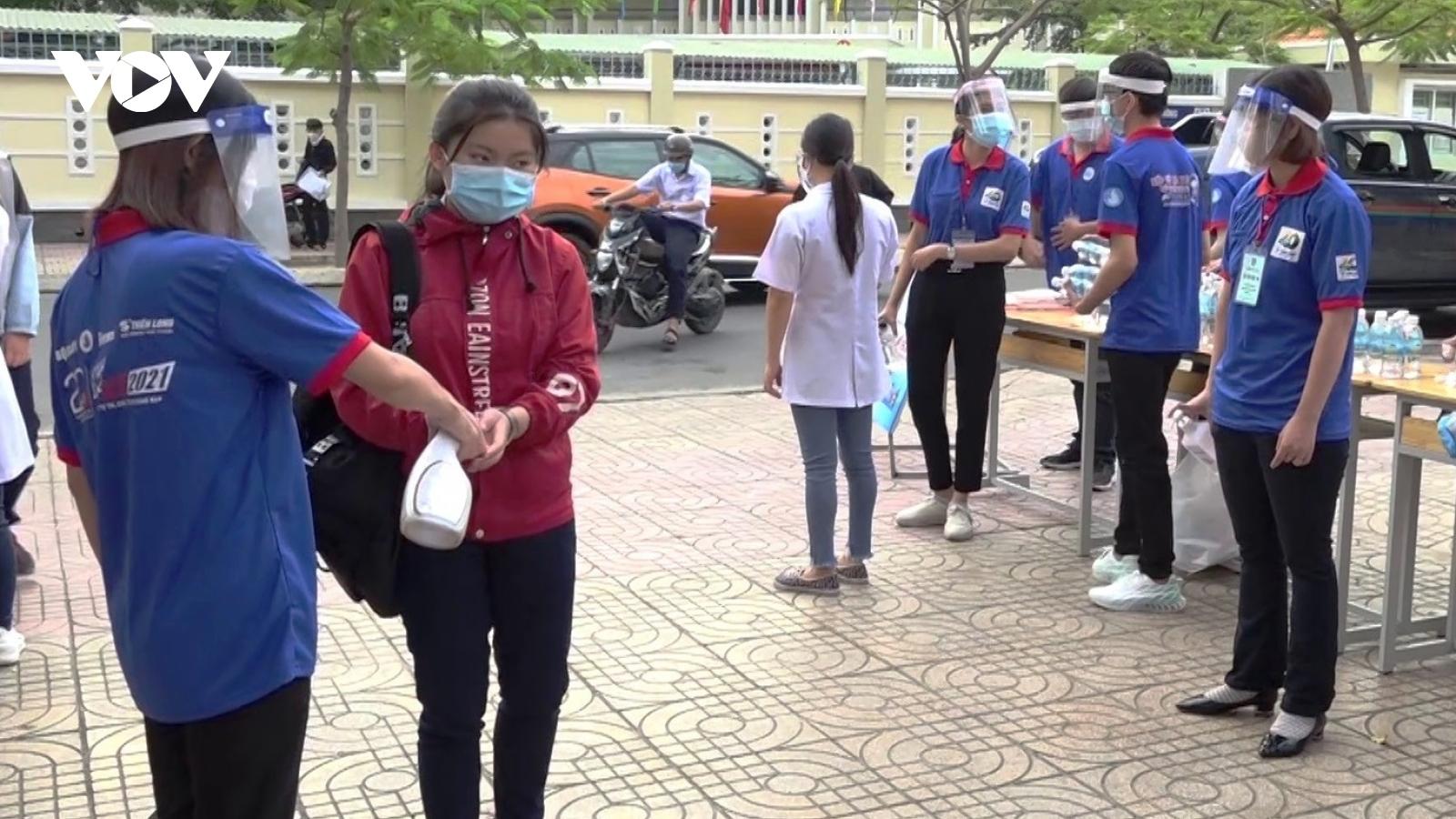 Khánh Hòa có 733 thí sinh được xem xét đặc cách tốt nghiệp THPT đợt 2