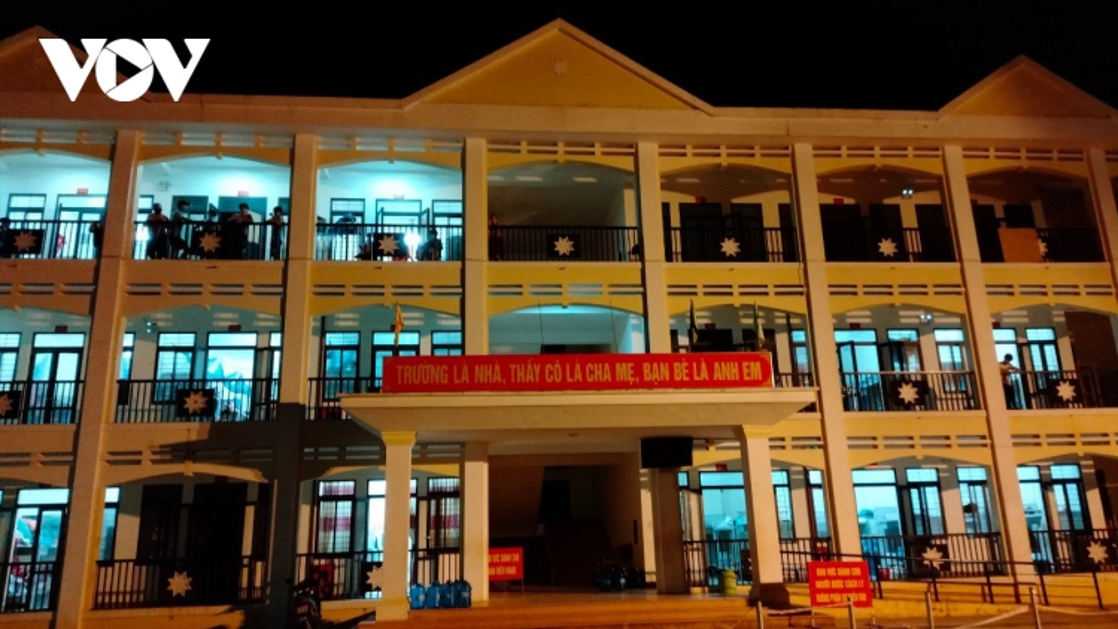 Sơn La thành lập khu cách ly điều trị bệnh nhân F0 tại huyện Phù Yên